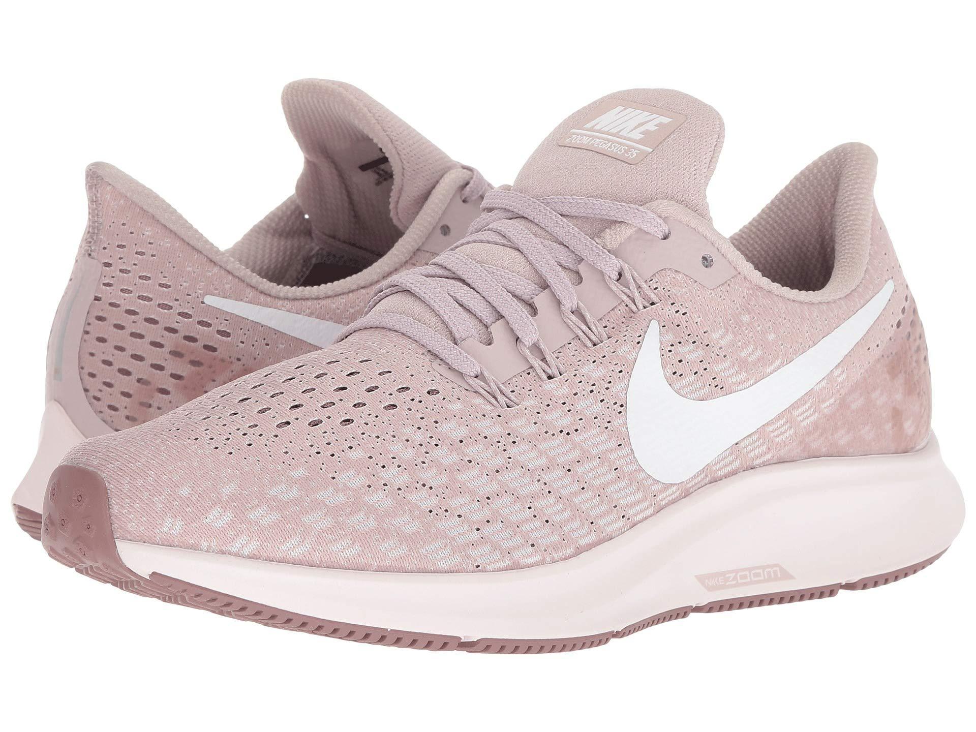 Lyst - Nike Air Zoom Pegasus 35 (vast Grey black pink Foam lime ... 142cc25dd