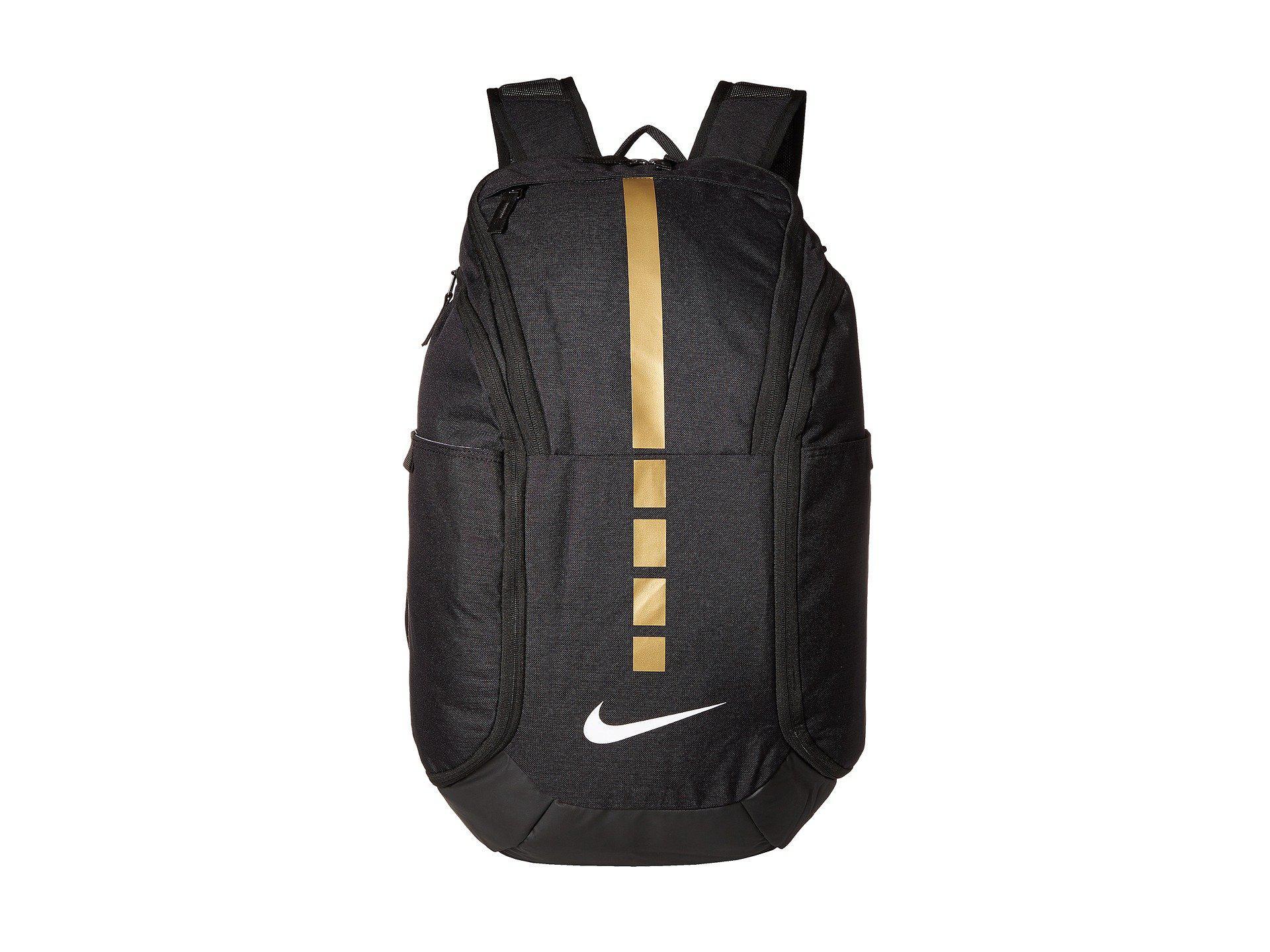 Nike Black Gold Backpack - CEAGESP 7f38e8e2e9b