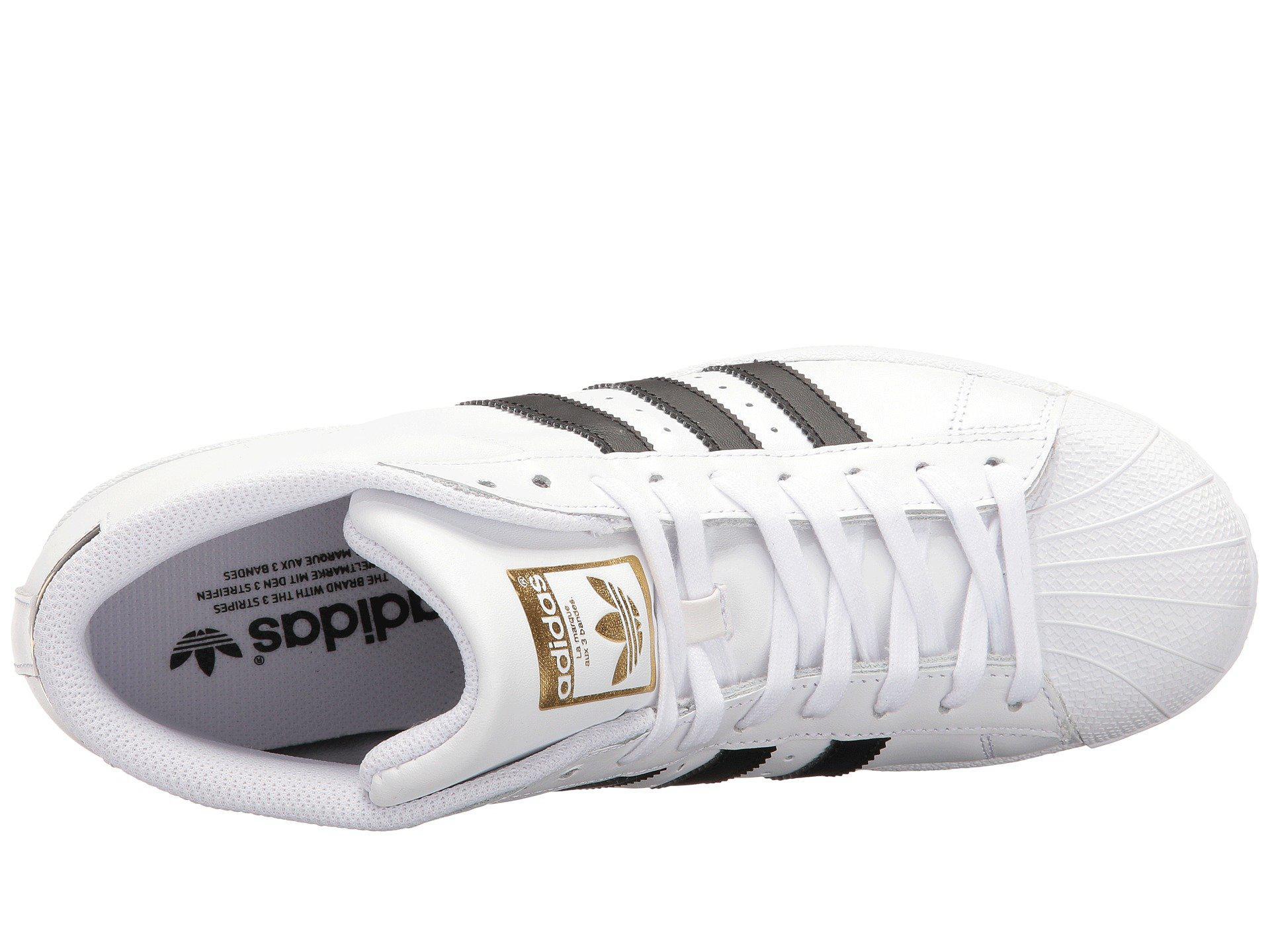 huge discount d45fd 48754 Adidas Originals - Pro Model (footwear White core Black gold Metallic)  Women s. View fullscreen