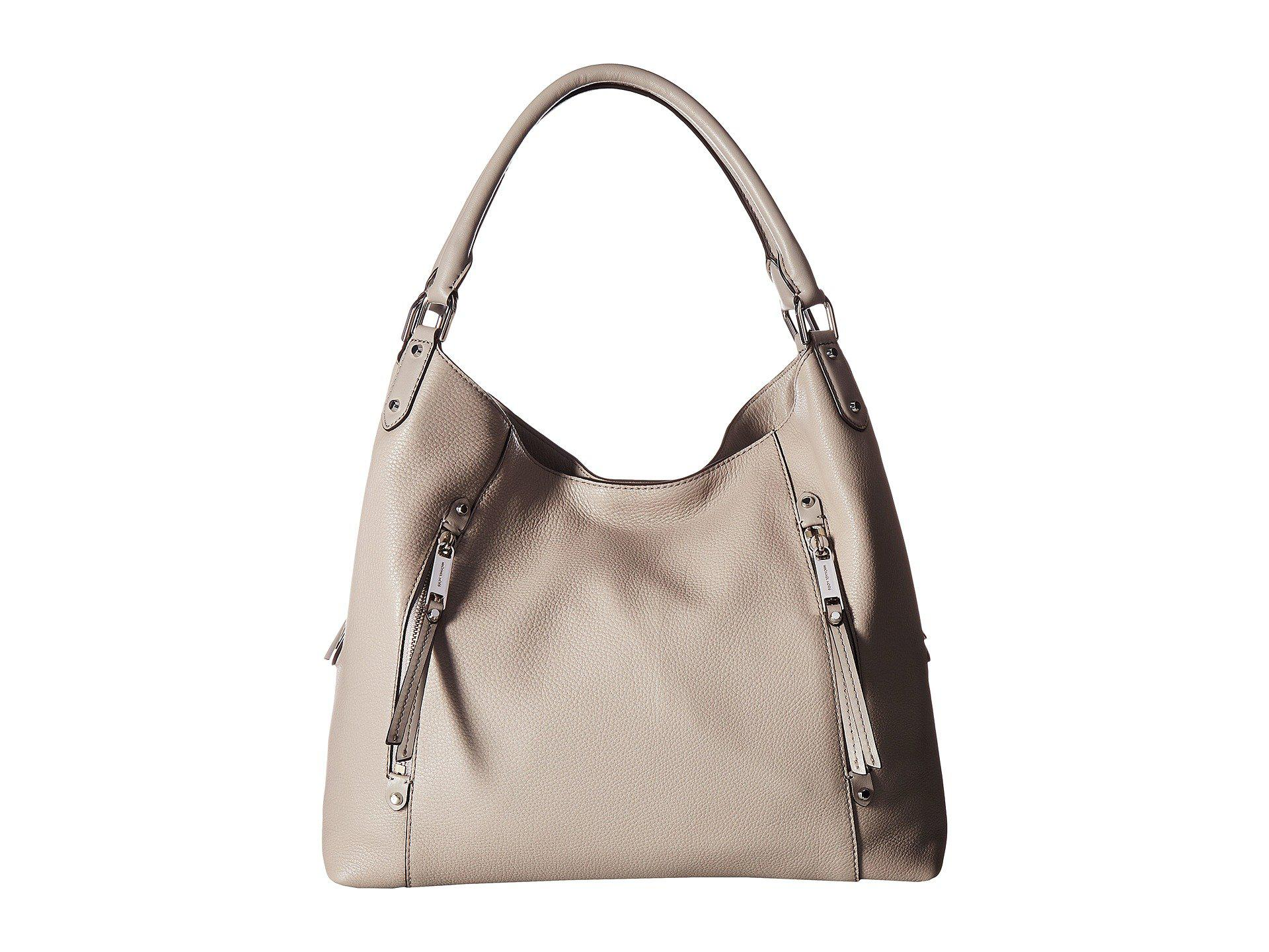 83f8a46f7adec9 MICHAEL Michael Kors Evie Large Shoulder Tote in Gray - Lyst
