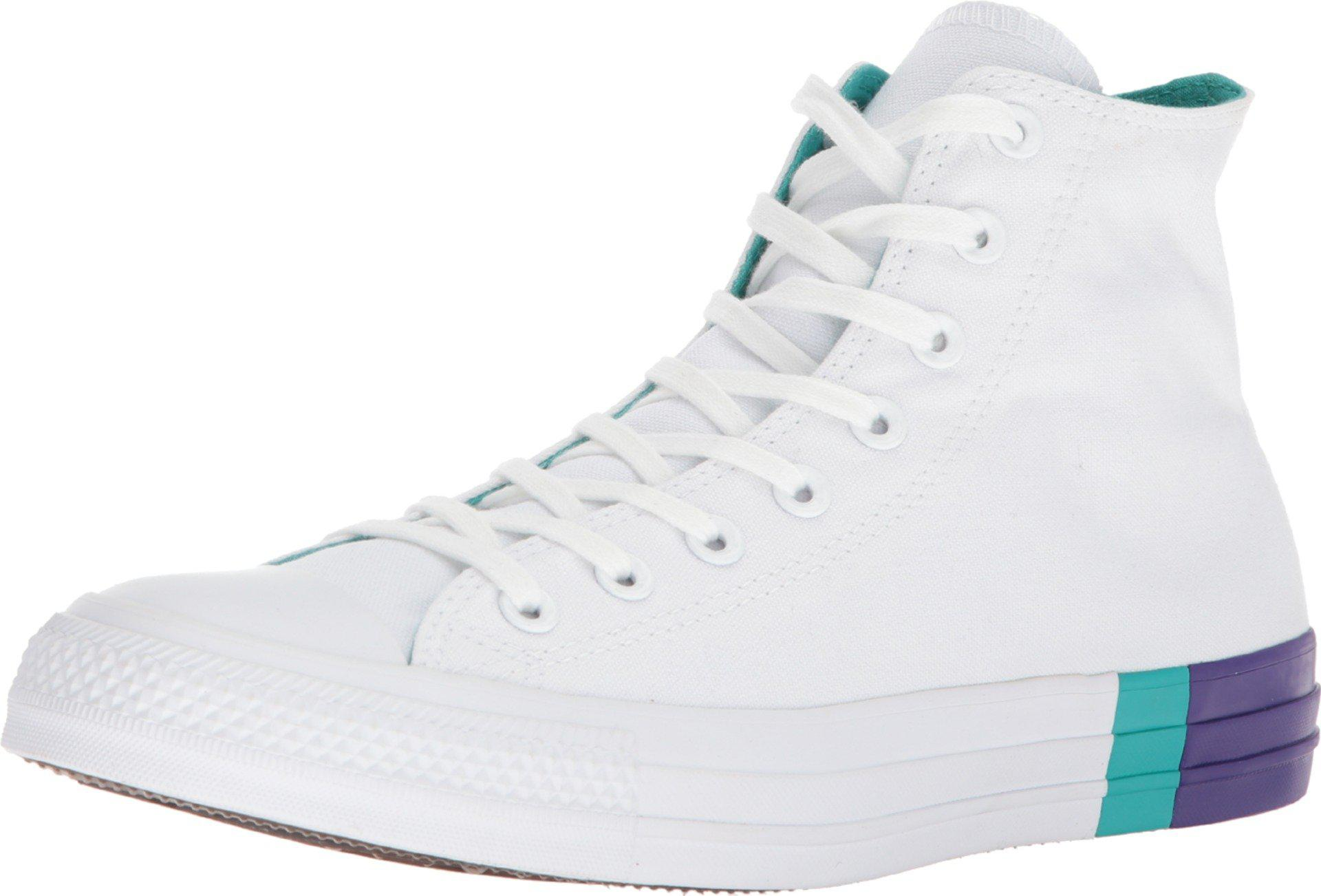 Converse Chaussures Chuck Taylor All Star Hi Tri-Block Midsole Converse Soldes QuicJlcta