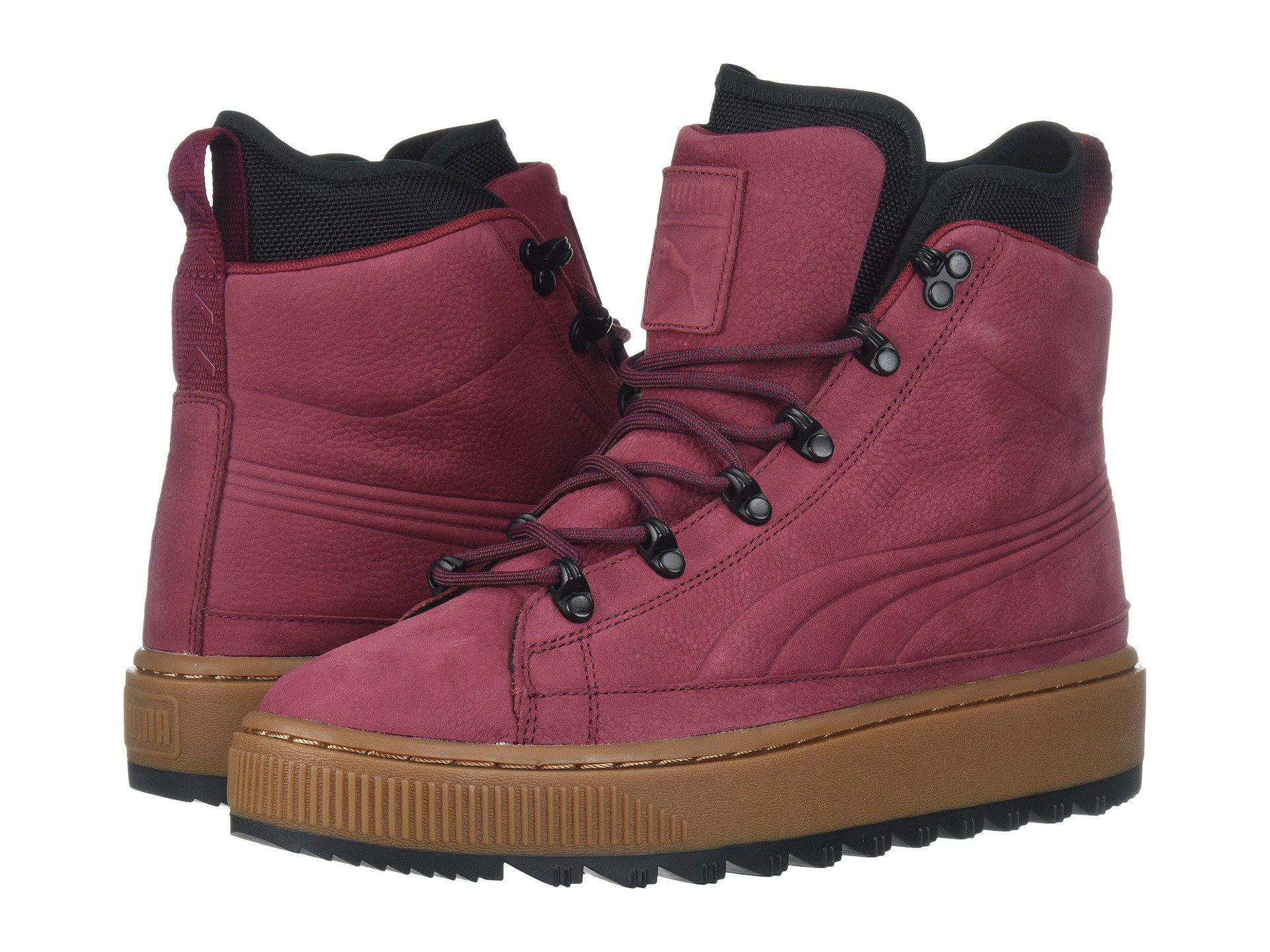 ba71c26374e PUMA Red The Ren Boot Nbk for men