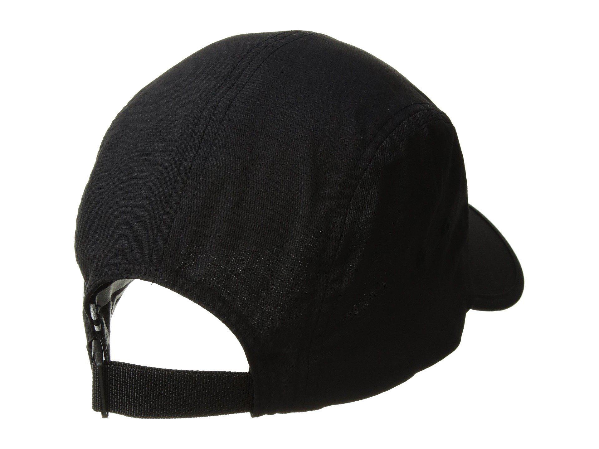 492e7755f Men's Horizon Folding Bill Cap (tnf Black/high-rise Grey) Caps