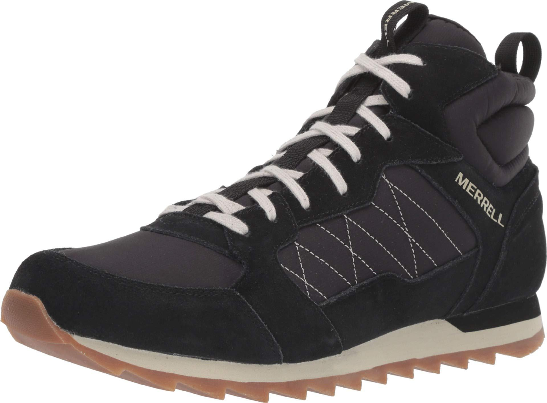 Merrell Leather Alpine Sneaker Mid