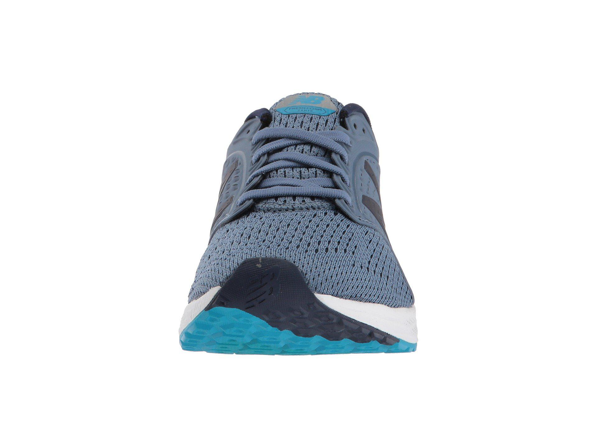 Blue Fresh Foam Zante V4 (fijivivid Coral) Women's Running Shoes