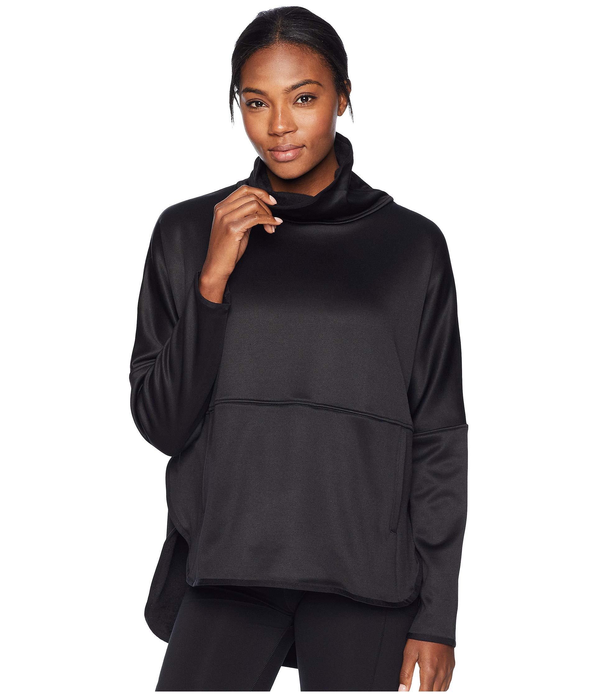 59e68de65 The North Face Cozy Slacker Poncho (tnf Black) Clothing