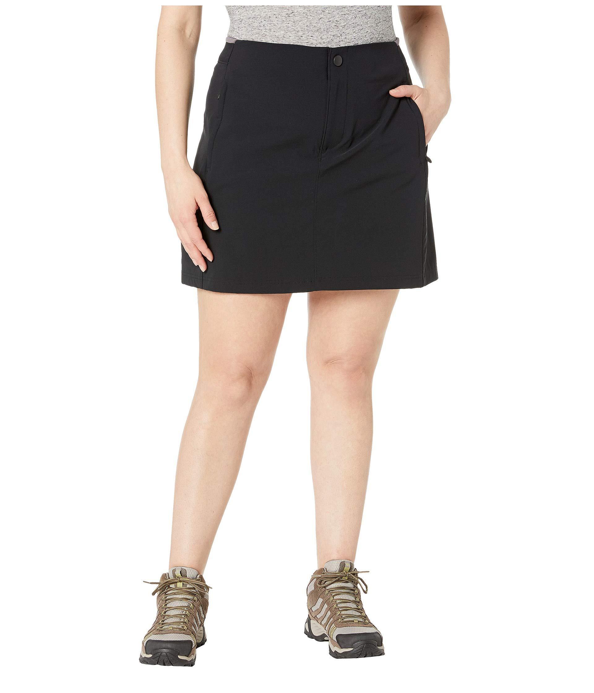 b129c24313f4 Lyst - Columbia Plus Size Bryce Peaktm Skort (pond) Women s Skirt in ...