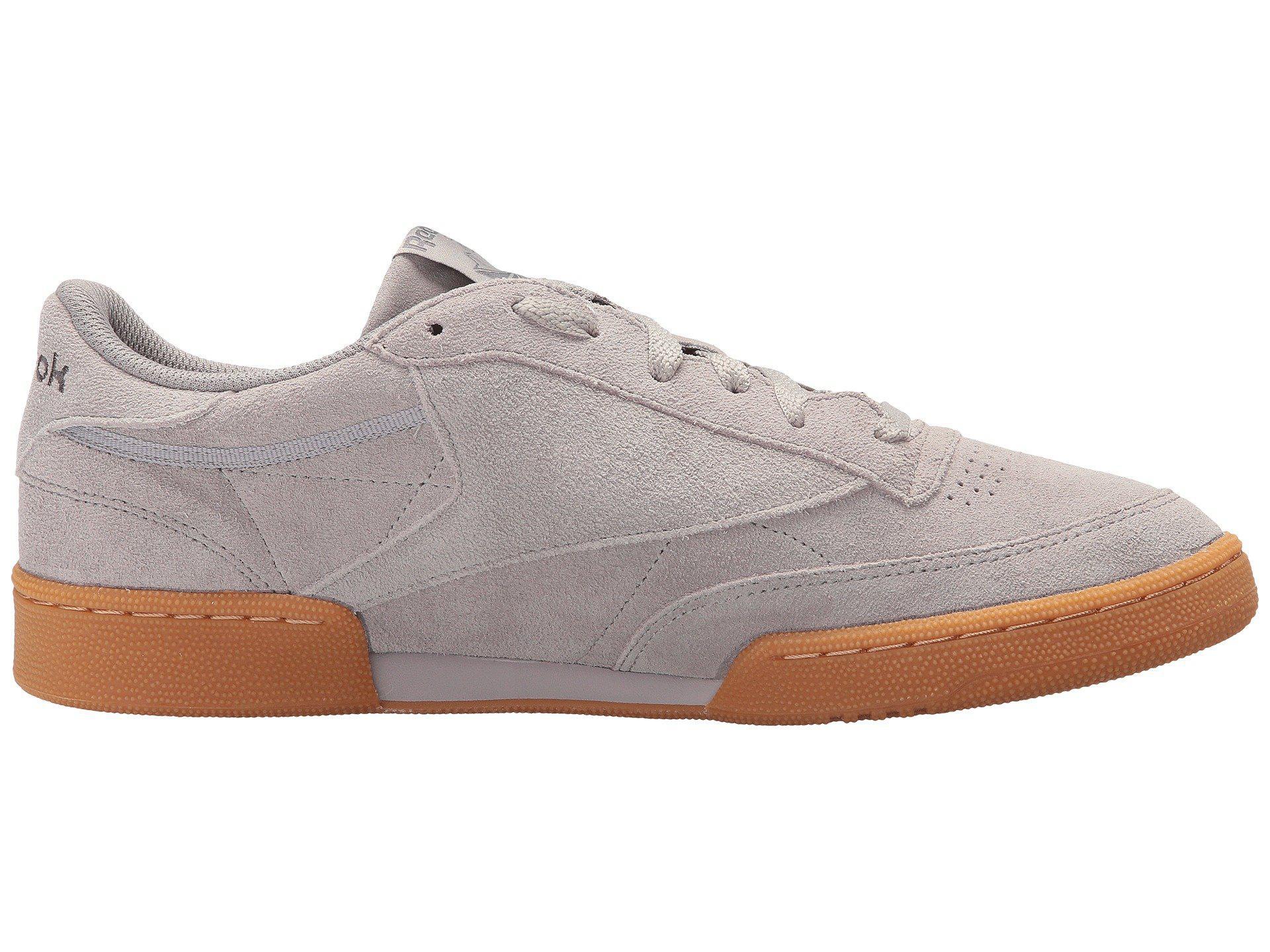 Reebok Denim Club C 85 Gs Sneaker in