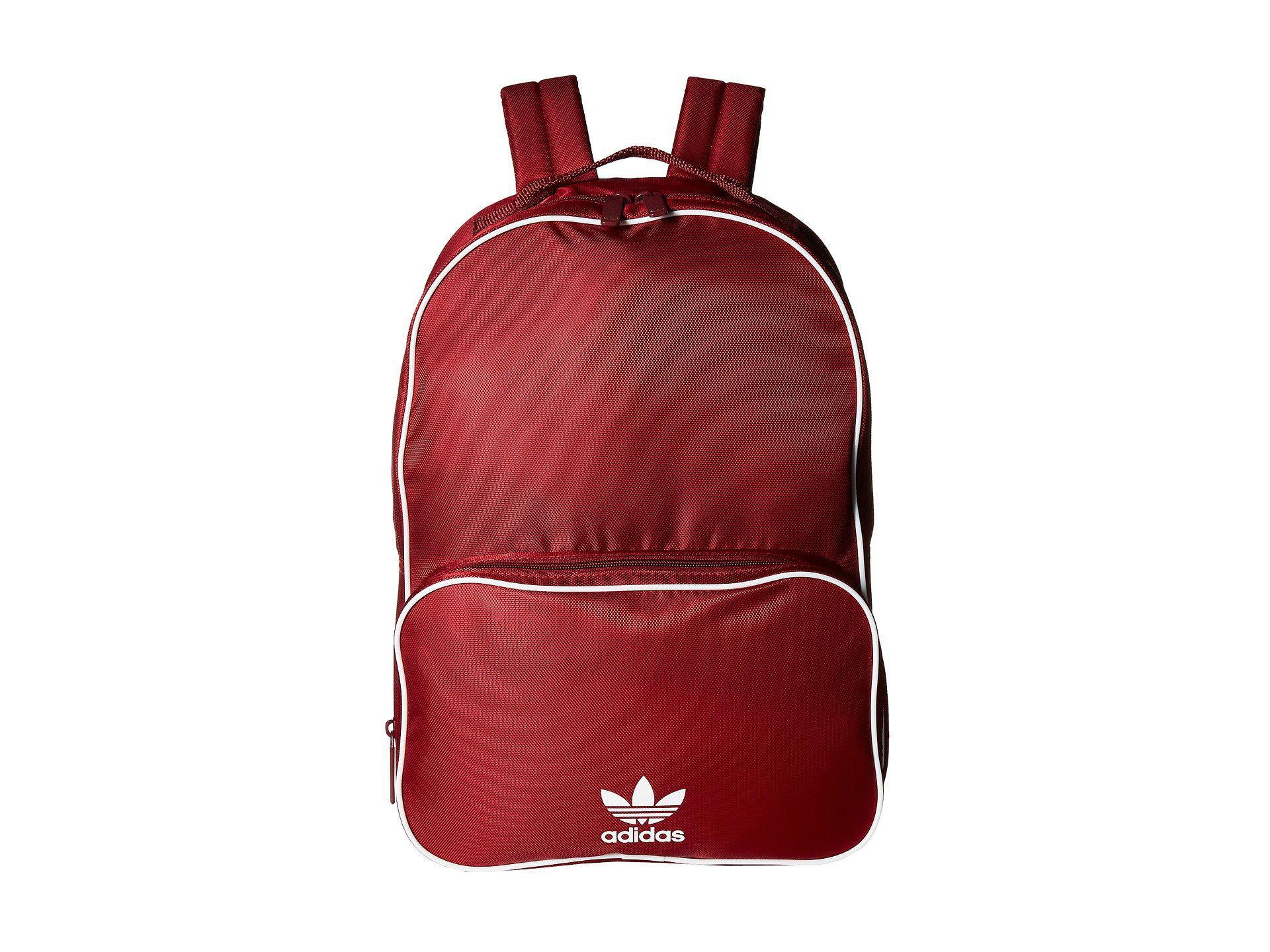 4bd1d7f02954 Adidas Classic Backpack Burgundy- Fenix Toulouse Handball