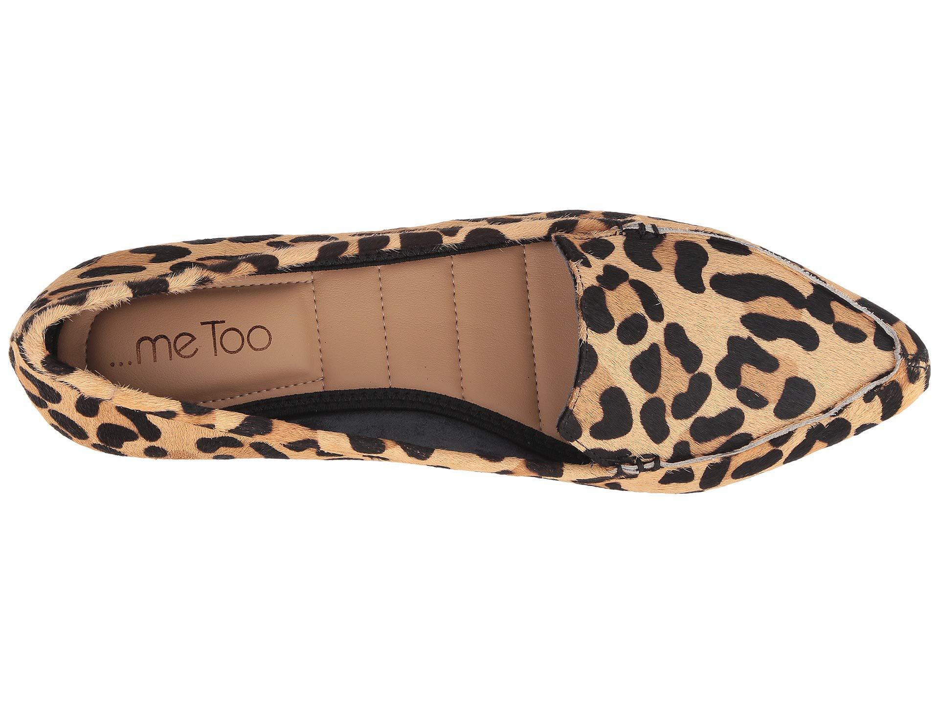 6126ba3aa2a Me Too - Audra (black Sheep Nappa) Women s Shoes - Lyst. View fullscreen
