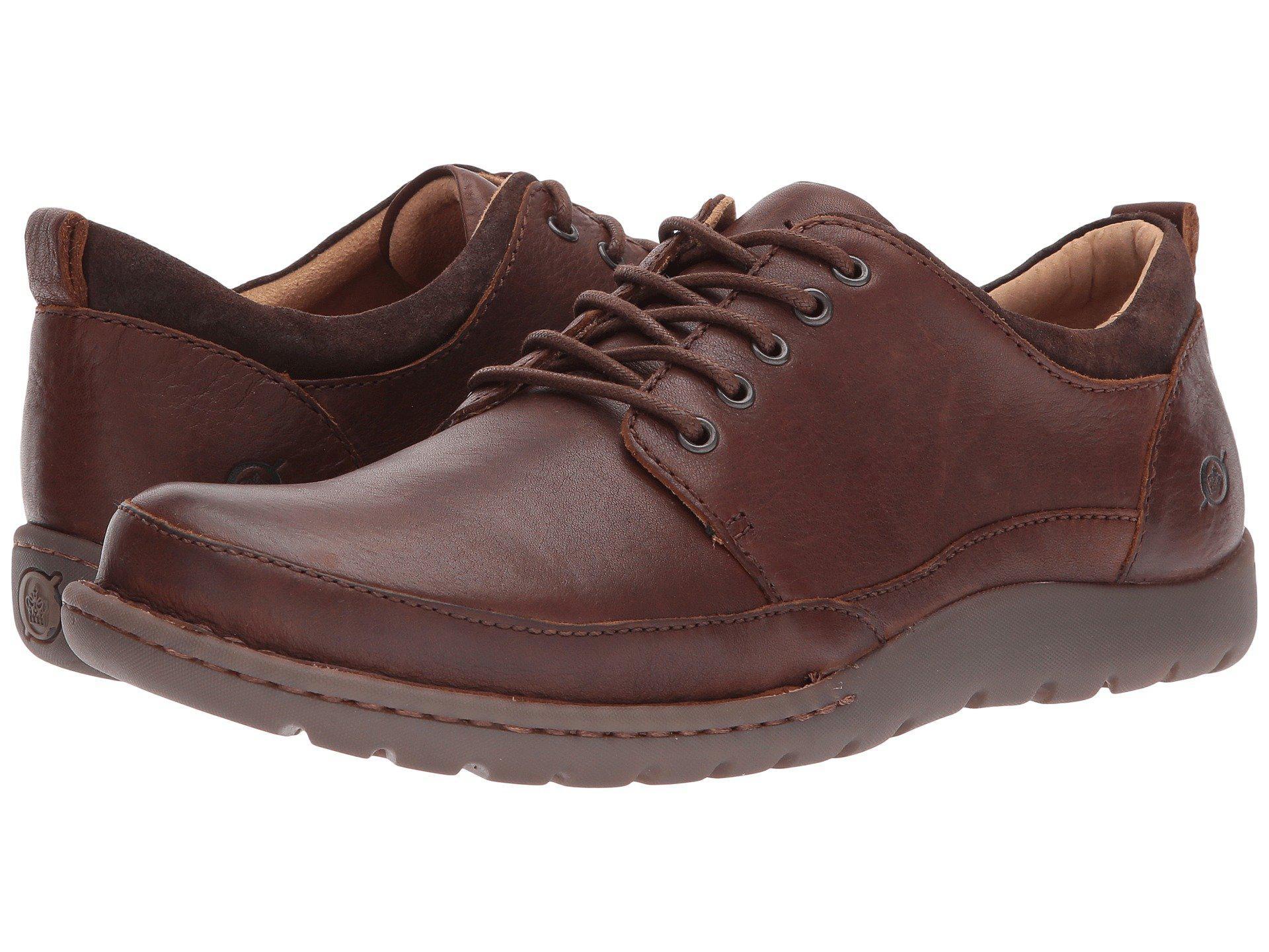 53eb60f10c15 Lyst - Born Nigel Tie (brown dark Brown Combo) Men s Lace Up Casual ...