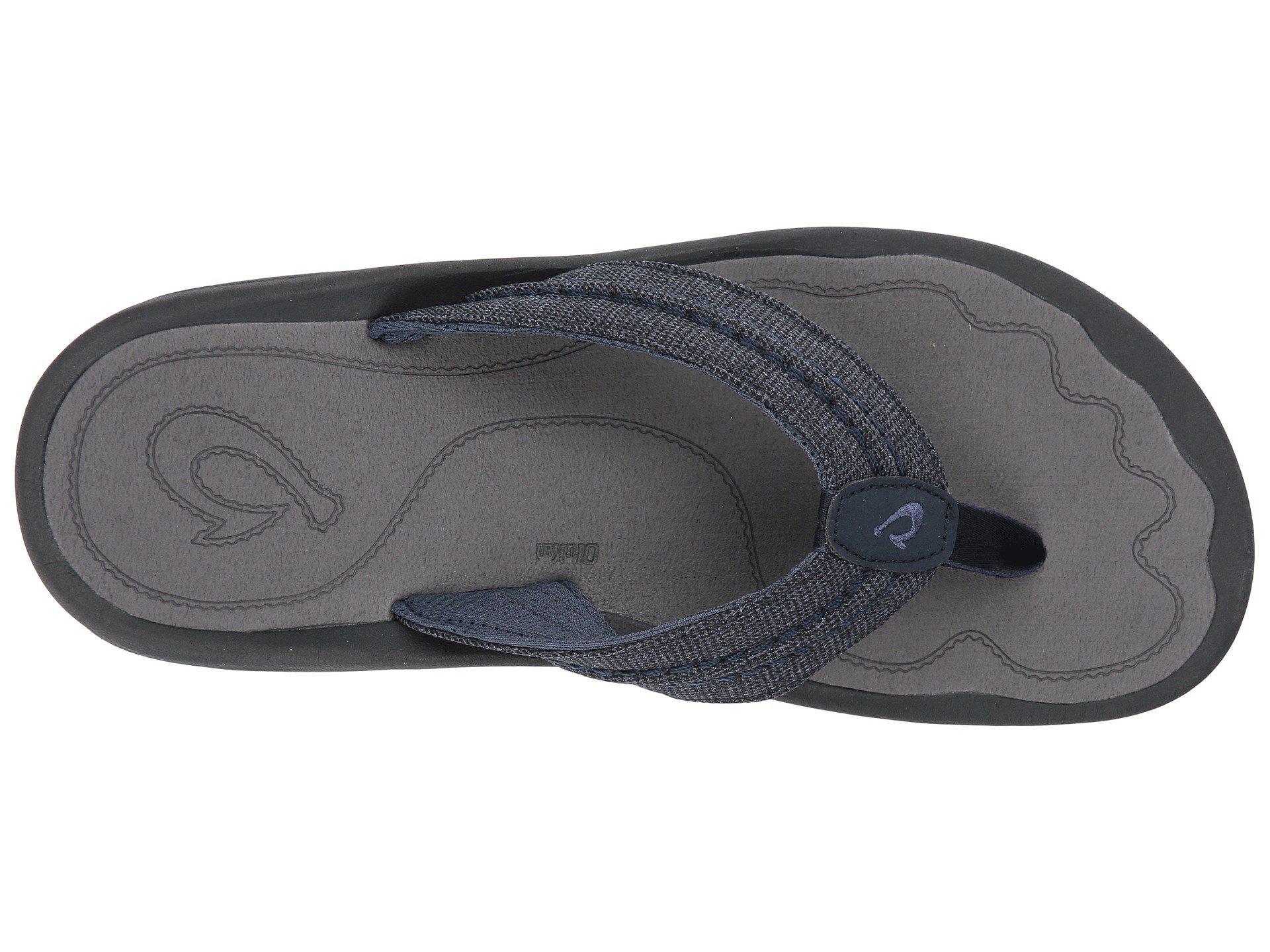 69bff023fae Olukai - Multicolor Hokua Mesh (night dark Shadow) Men s Sandals for Men -.  View fullscreen