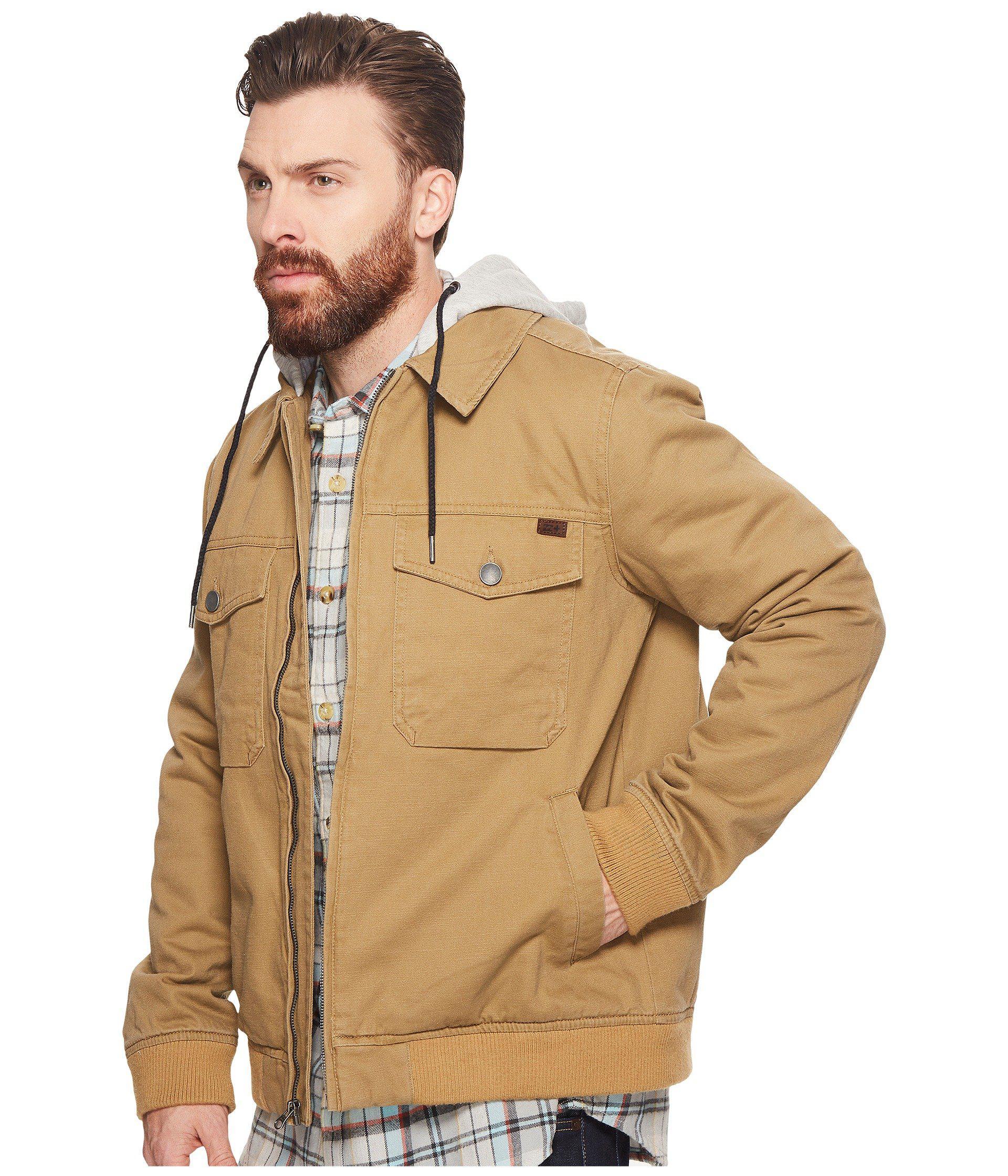 206f9e8aa Men's Barlow Twill Jacket