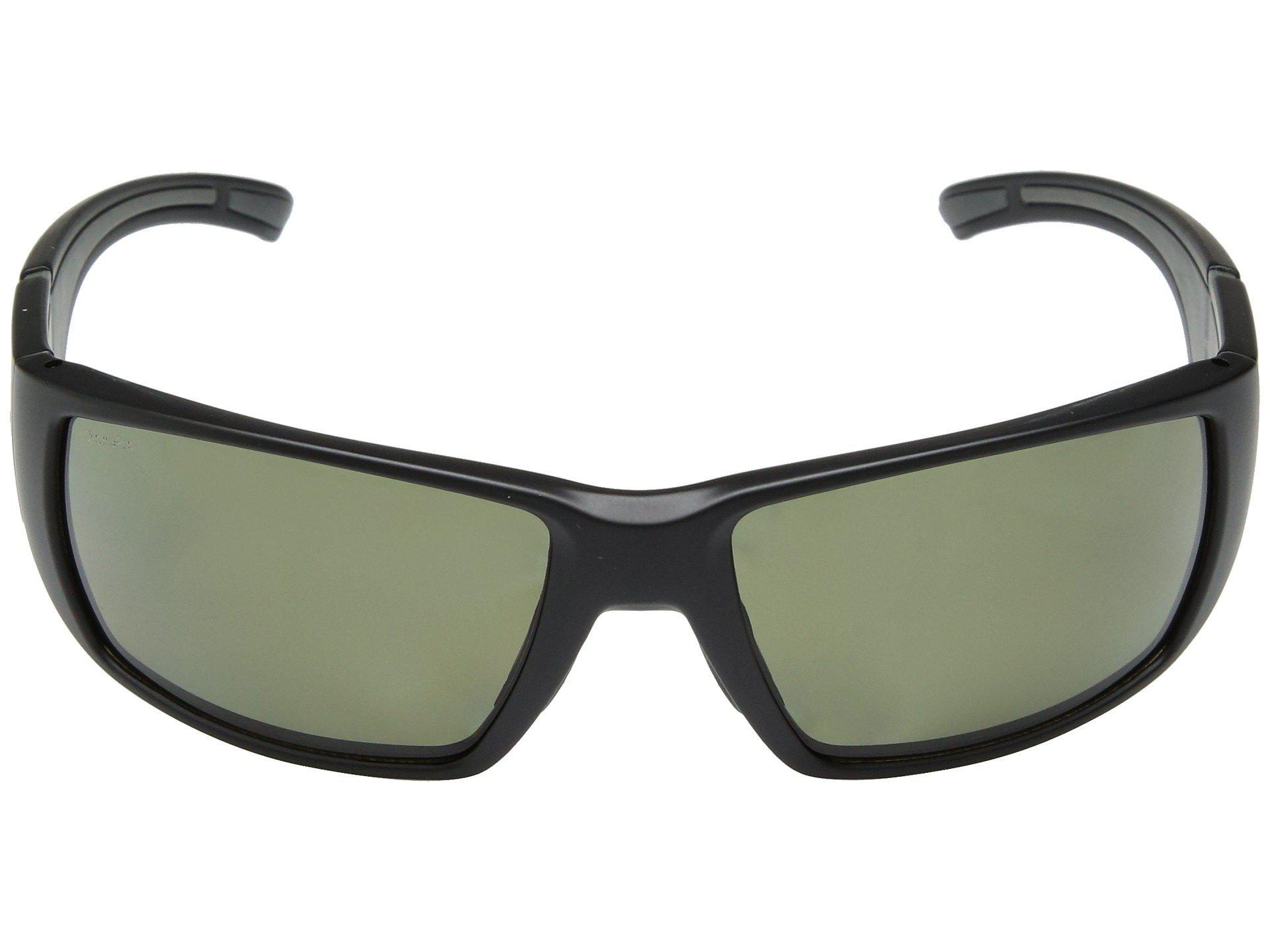 583c2ed2f2f Smith Optics - Transfer (matte Black gray Green Chromapoptm Polarized Lens) Athletic  Performance. View fullscreen