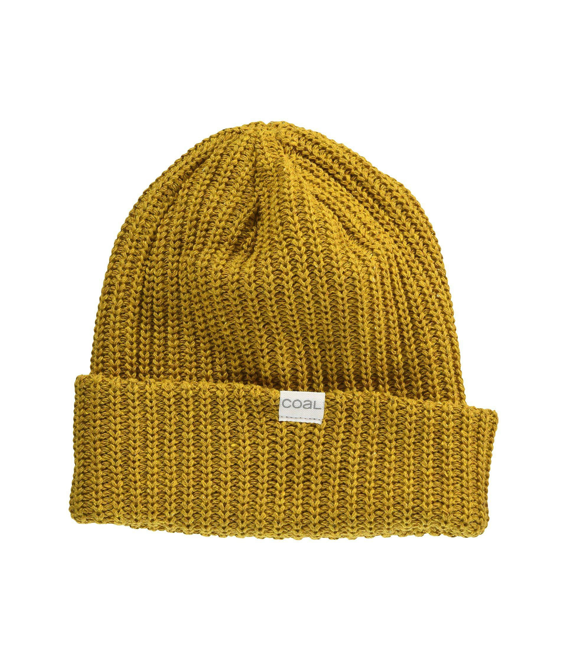 fa7002186 Lyst - Coal The Eddie in Yellow for Men