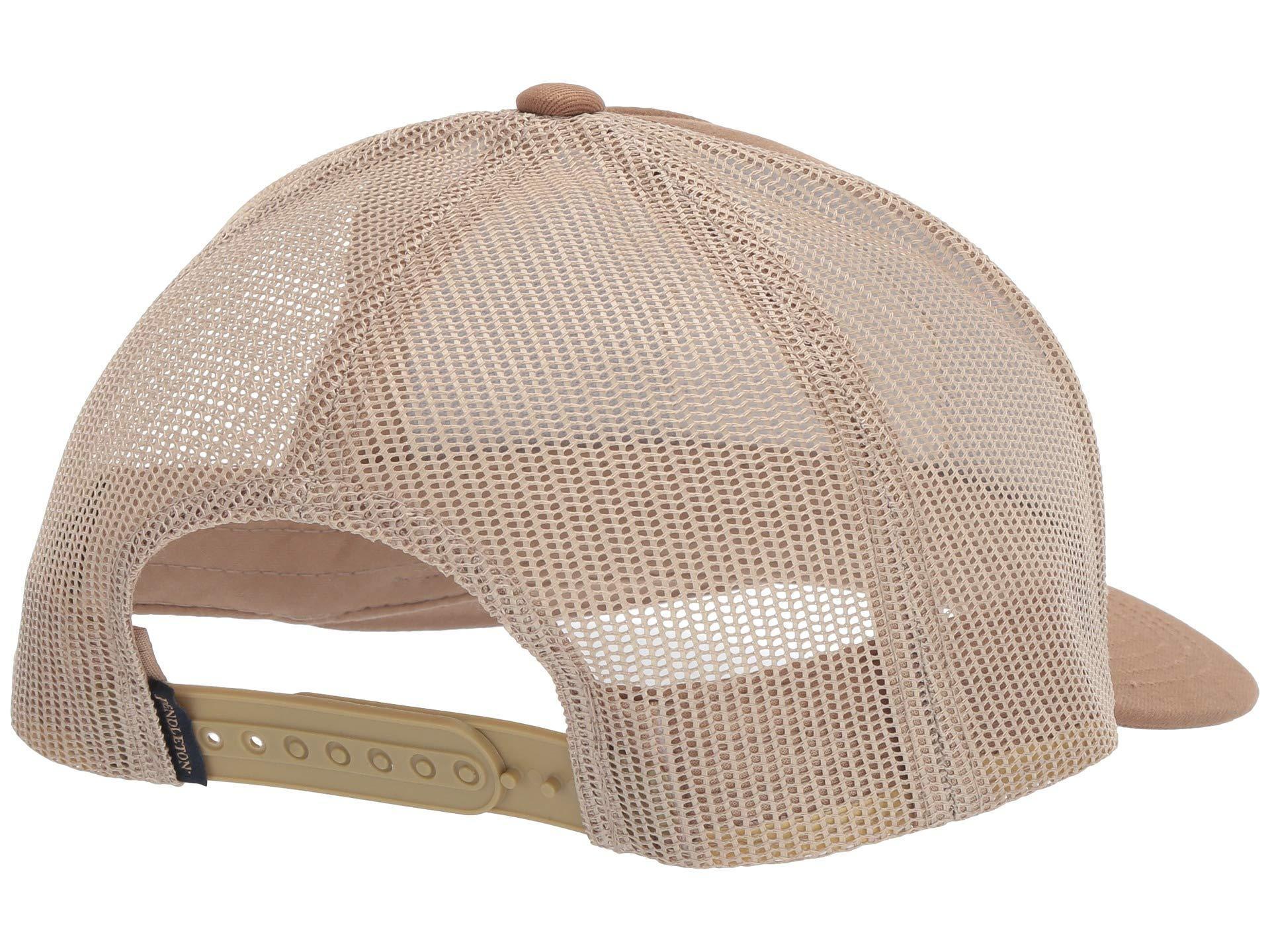 Pendleton Men/'S National Park Patch Trucker Hat