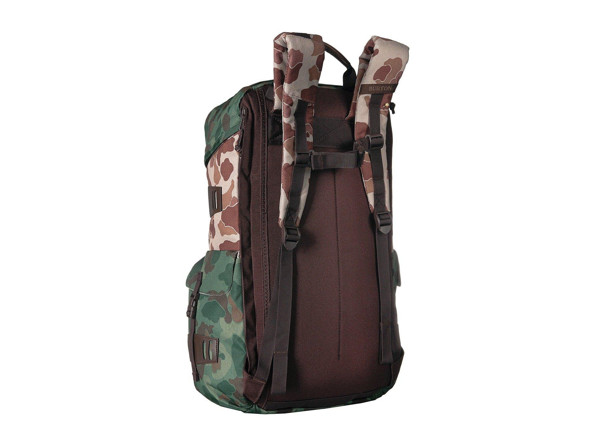 e89595ab61d4f Burton Annex Pack (kelp Coated Ripstop) Day Pack Bags for Men - Lyst