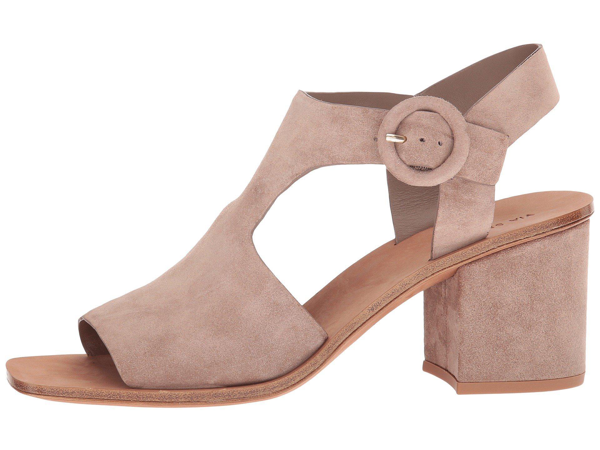 Pink – Jeffrey Campbell Jorie Square Toe Pumps Womens Low Heel 1