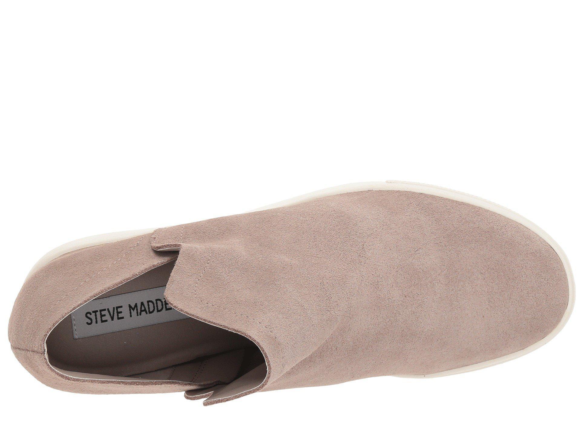 0eef1cdc33b Steve Madden Multicolor Wrangle (black Suede) Women's Shoes