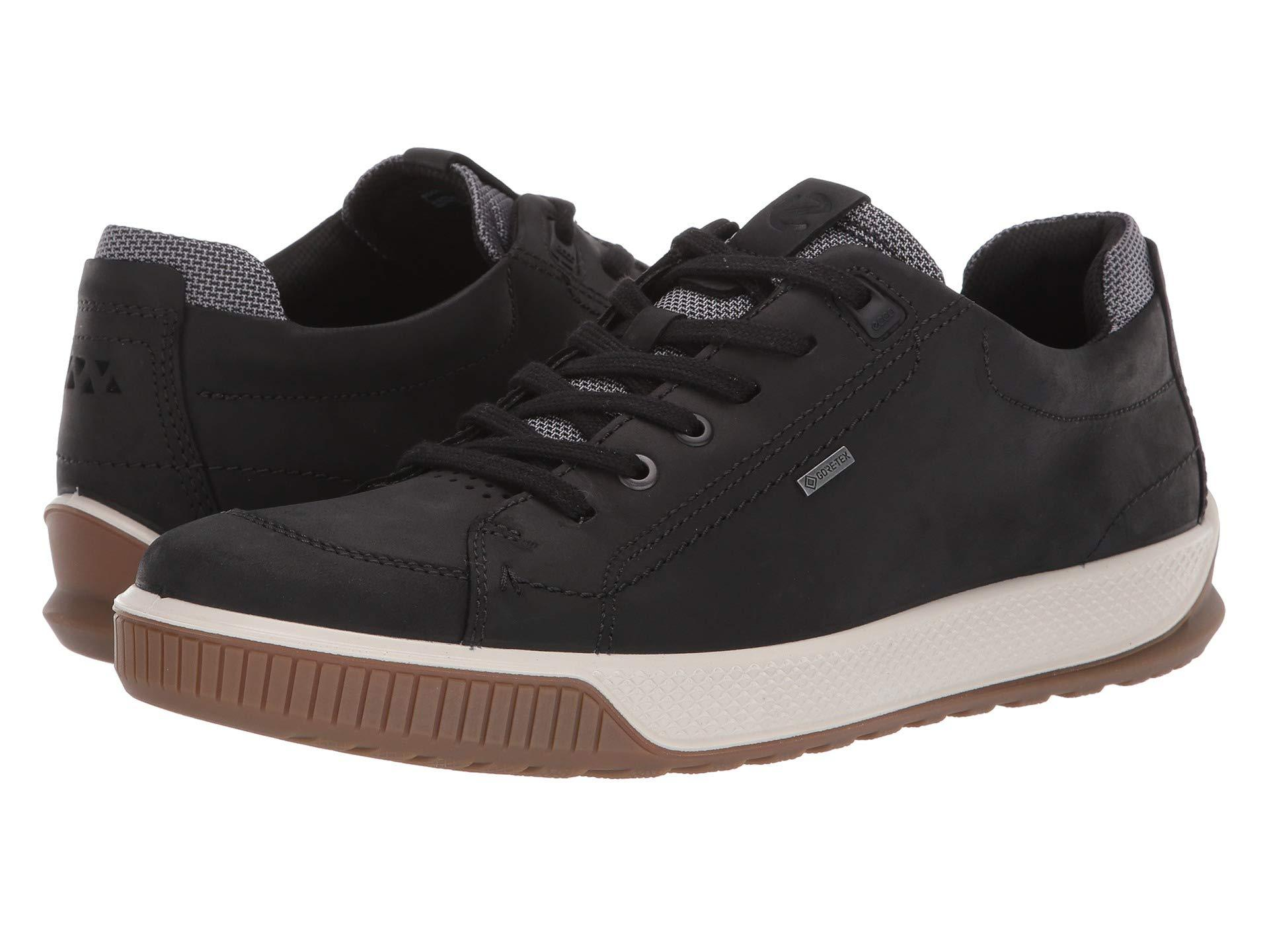 Ecco Leather Byway Tred Gore-tex in