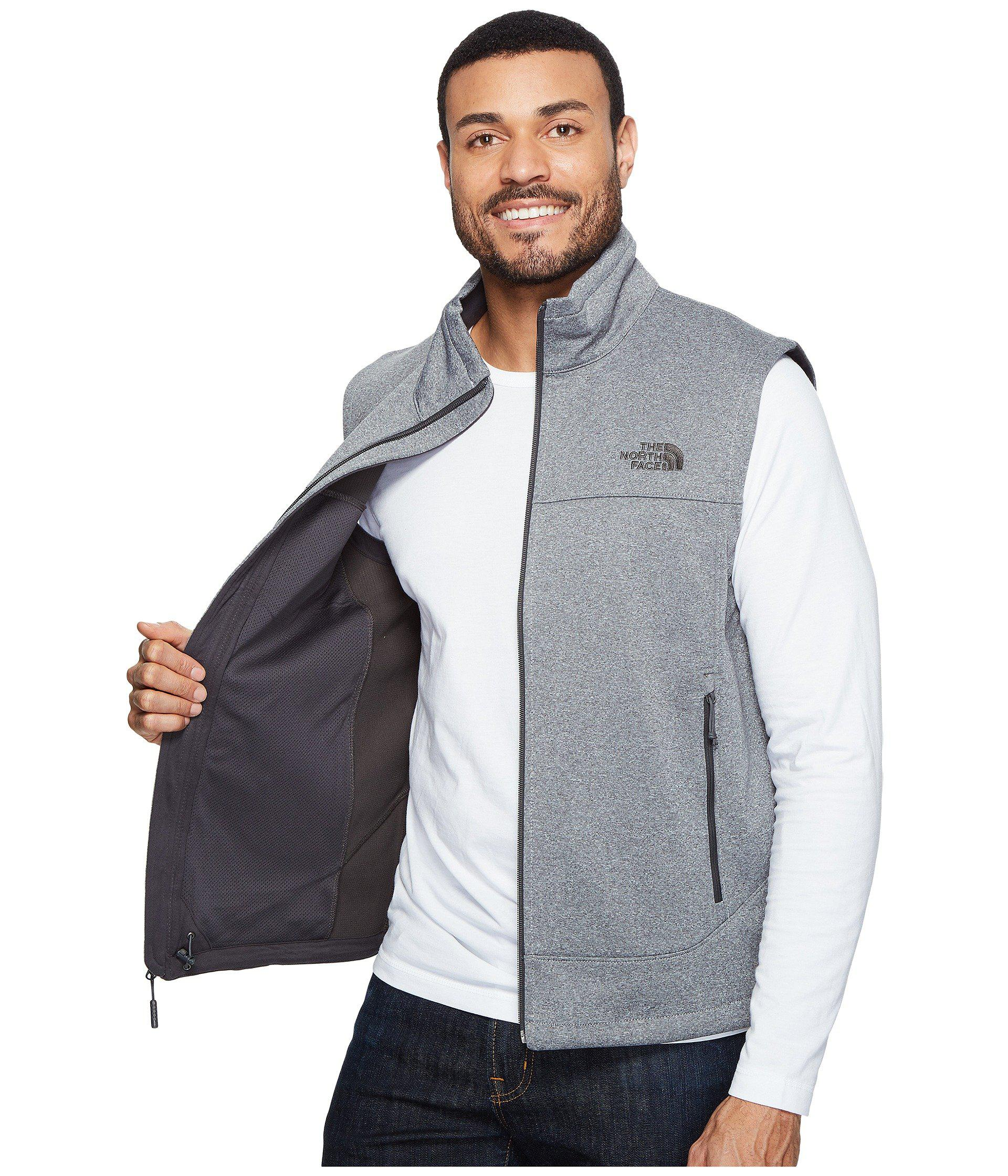 eb454a400 Men's Gray Canyonwall Vest