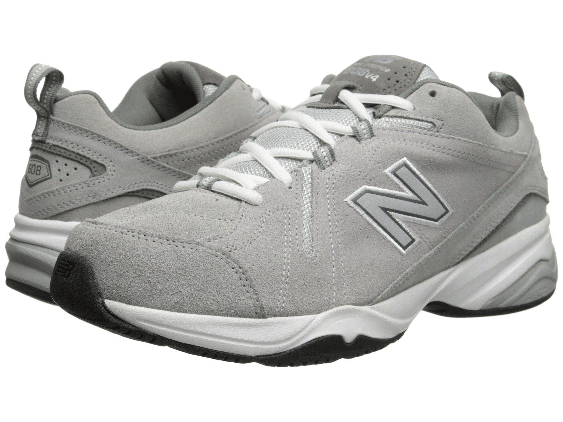New Balance. Men's Gray Mx608v4