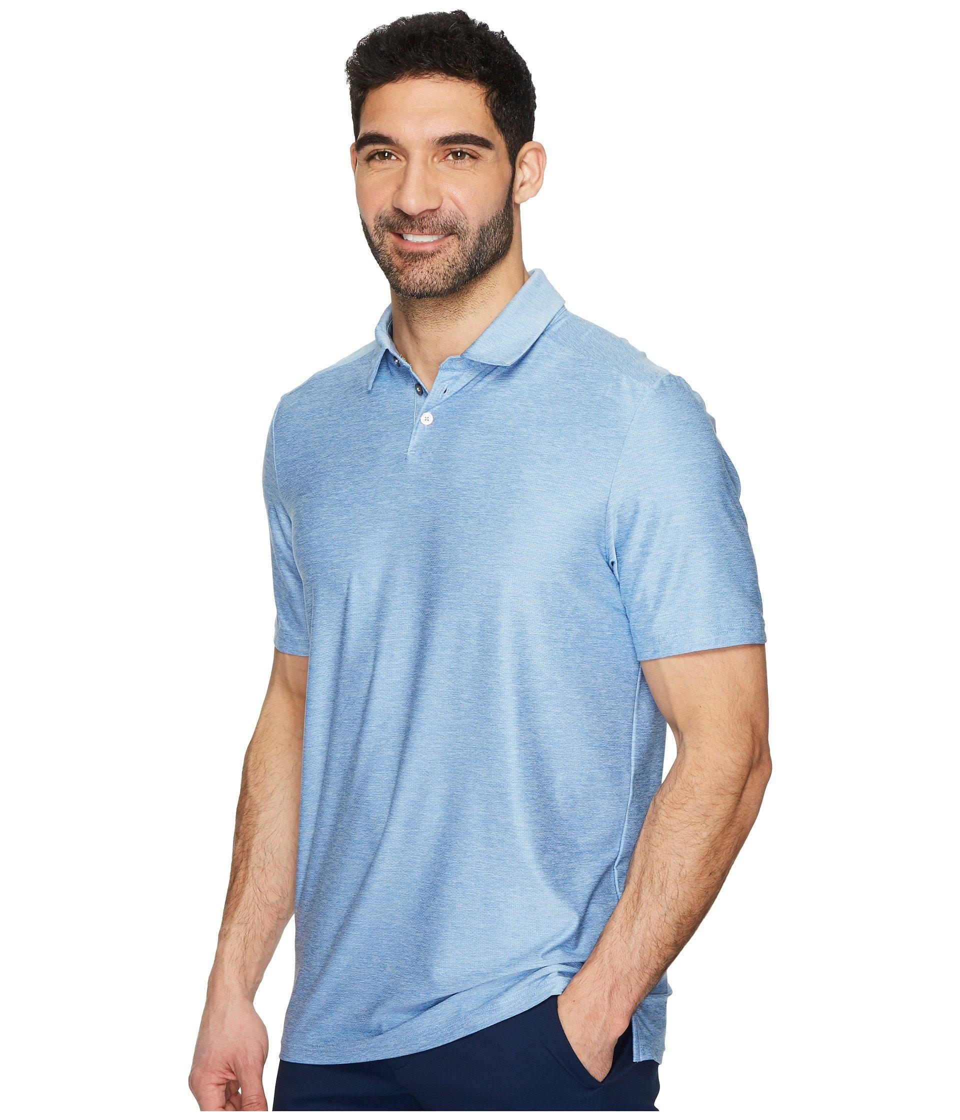 Golf Pine Valley Polo in Light Blue