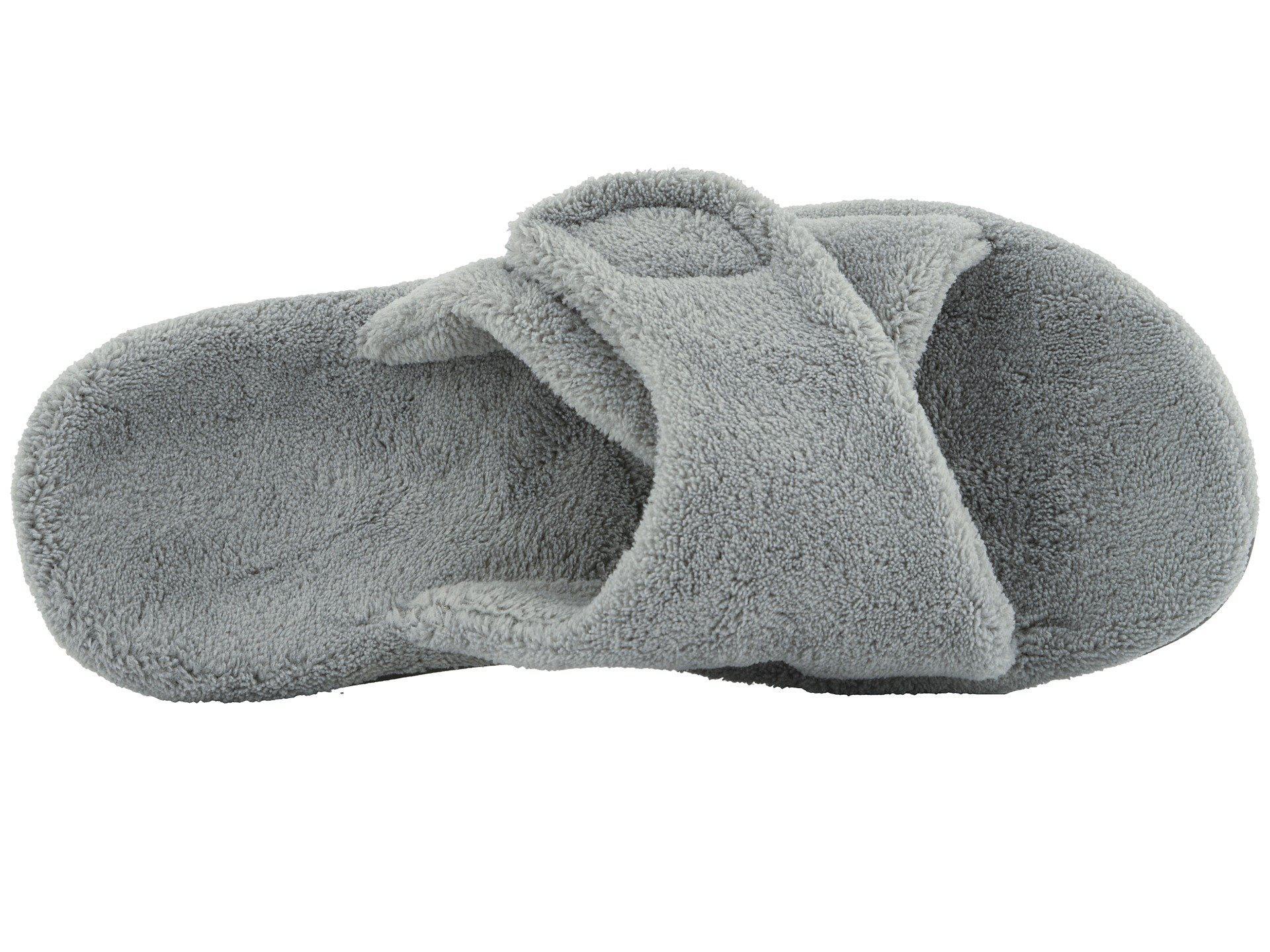 a8d8aa5f7533 Vionic - Gray Relax (light Grey) Women s Slippers - Lyst. View fullscreen