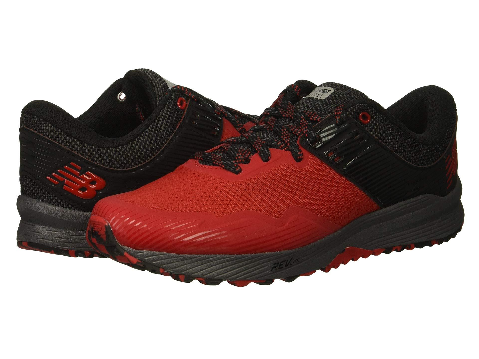 425aafbc48 Men's Red Nitrel Trail V2 Trail Shoes
