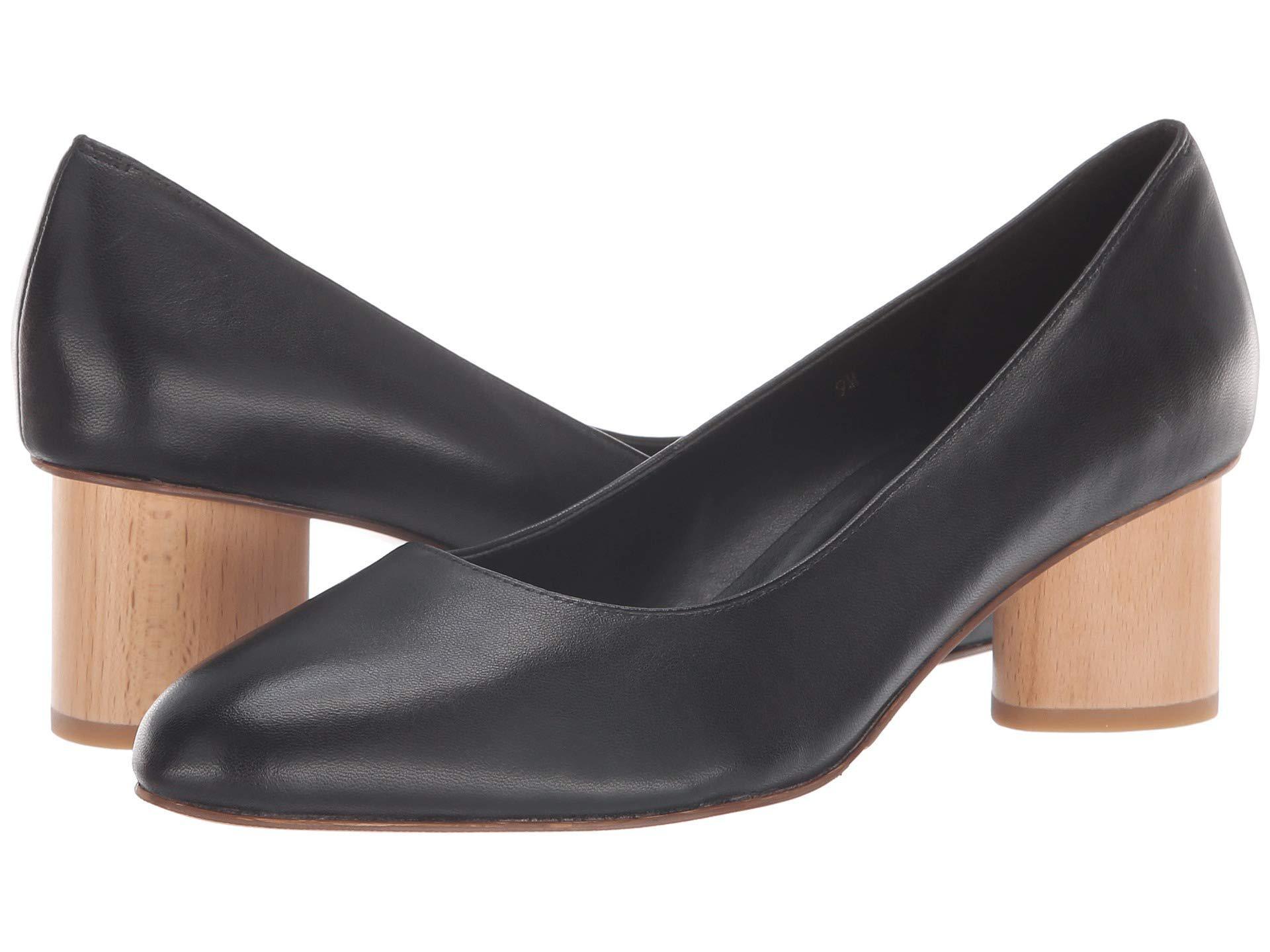Lyst (navy Vaneli Poncia (navy Lyst Suede) Donna 1 2 Inch Heel scarpe in Nero 4741a3