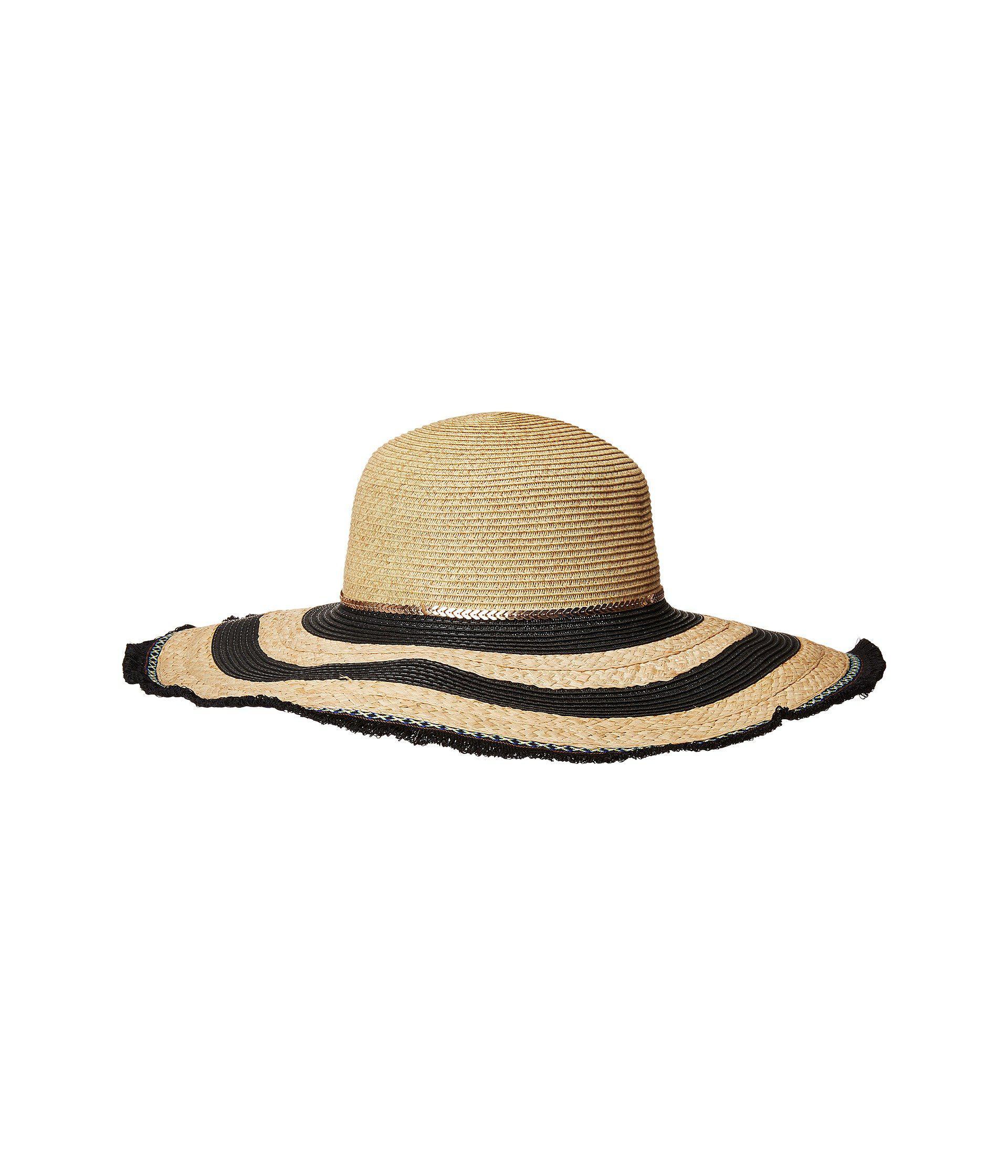 5bfc427f303712 Lyst - San Diego Hat Company Ubl6802os Ultrabraid/raffia Braid ...