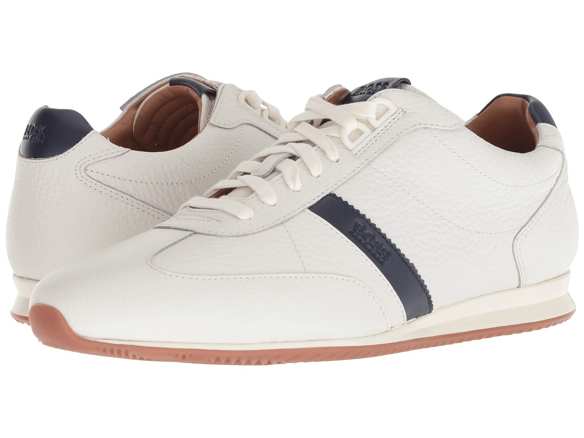 Hugo Boss Orland Retro Leather Sneaker