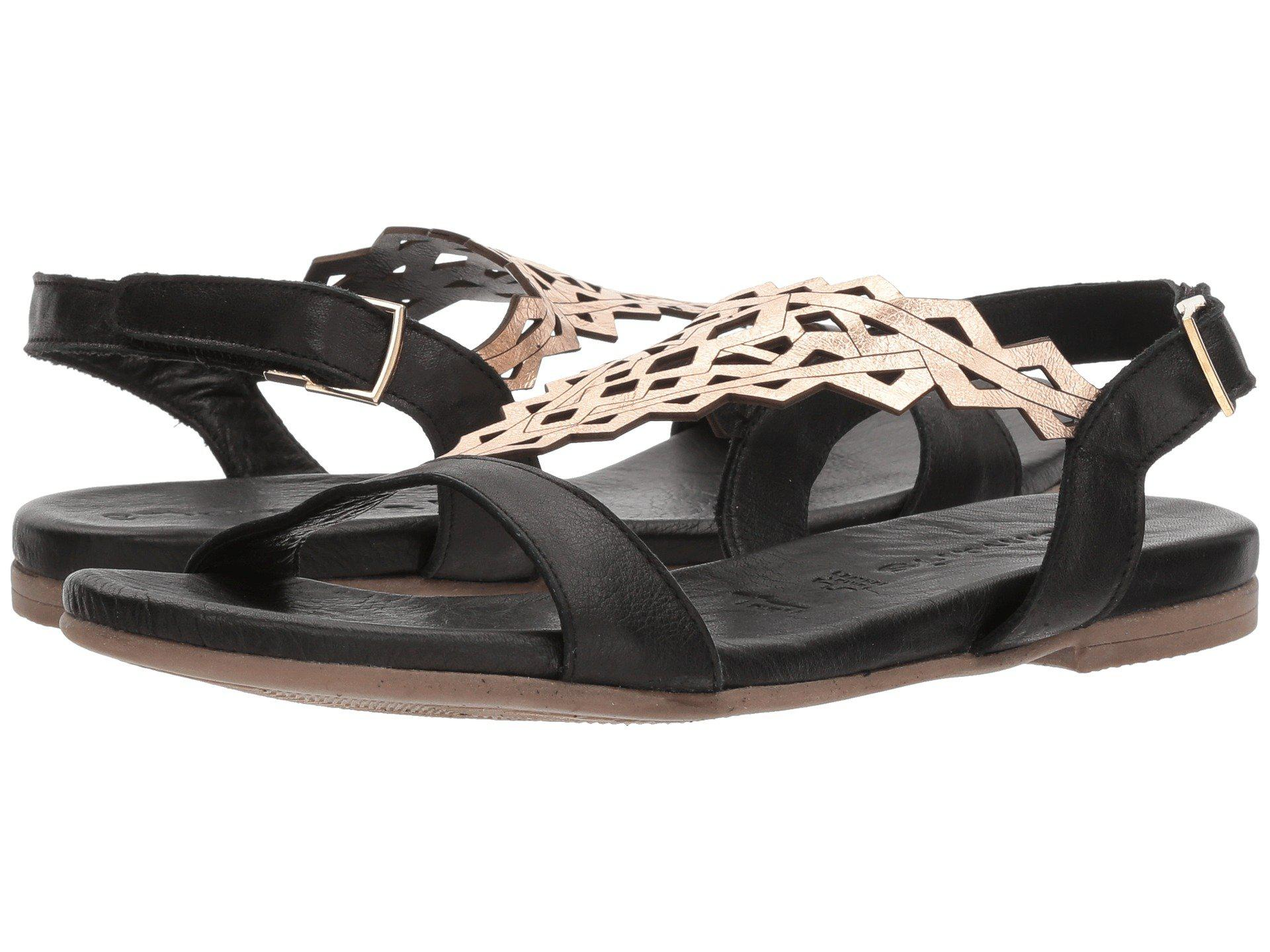Tamaris Silver or Red Leather Beaded Toe Post Ankle Strap Sandal Clearance Sale