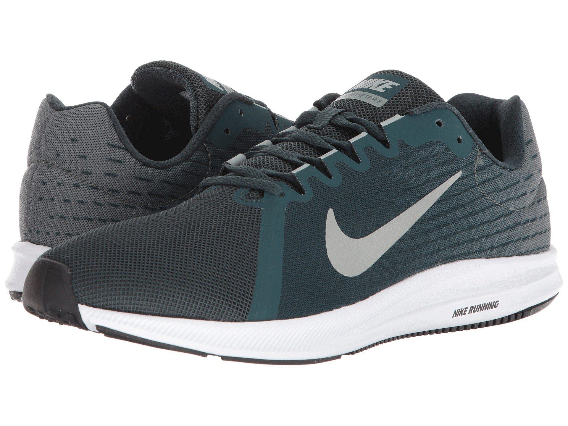 949e3a287f5 Lyst - Nike Downshifter 8 (gym Red vast Grey bright Crimson black ...
