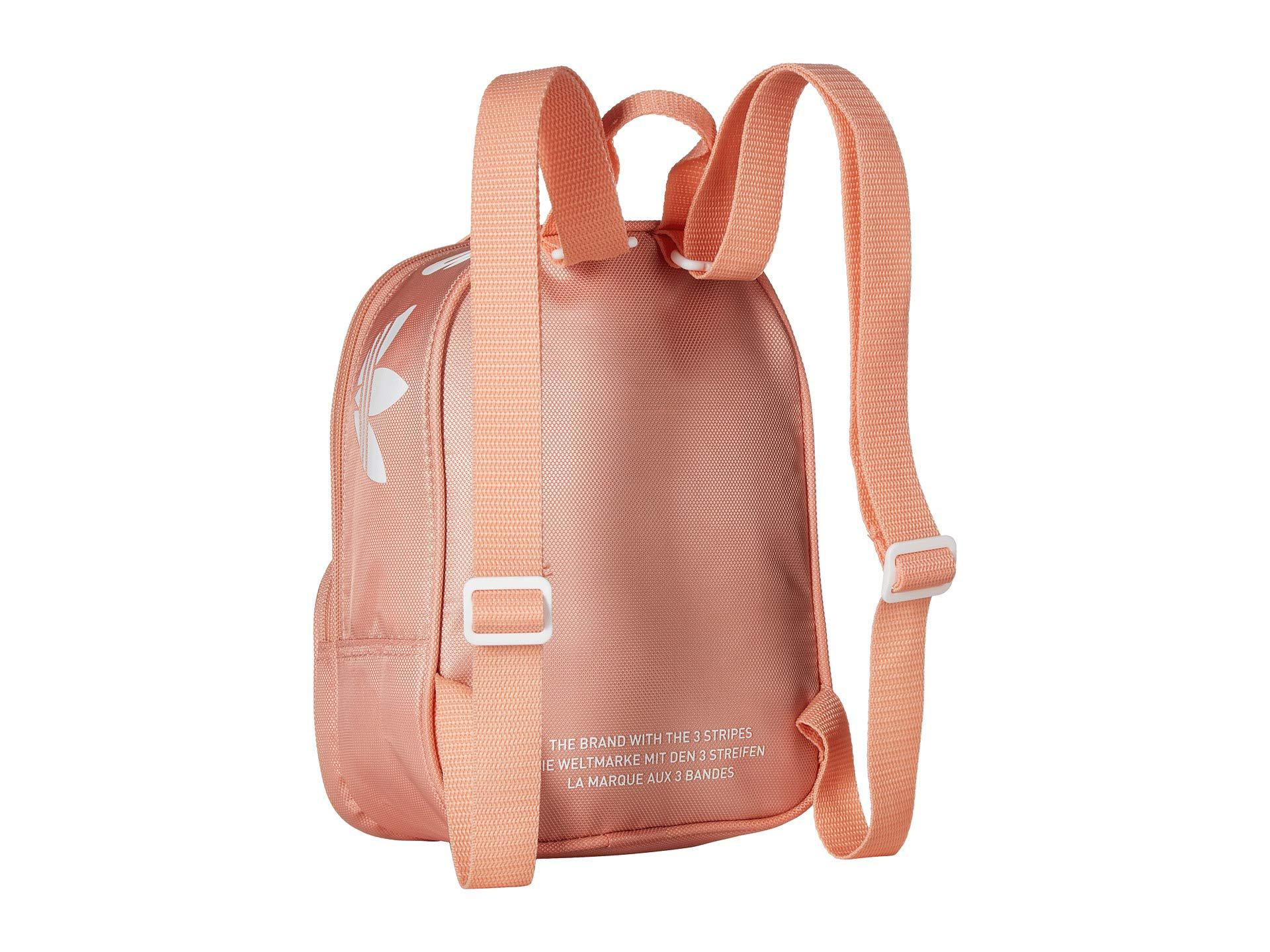 Adidas Originals - Pink Originals Santiago Mini Backpack (collegiate Green)  Backpack Bags - Lyst. View fullscreen df277b58ca490
