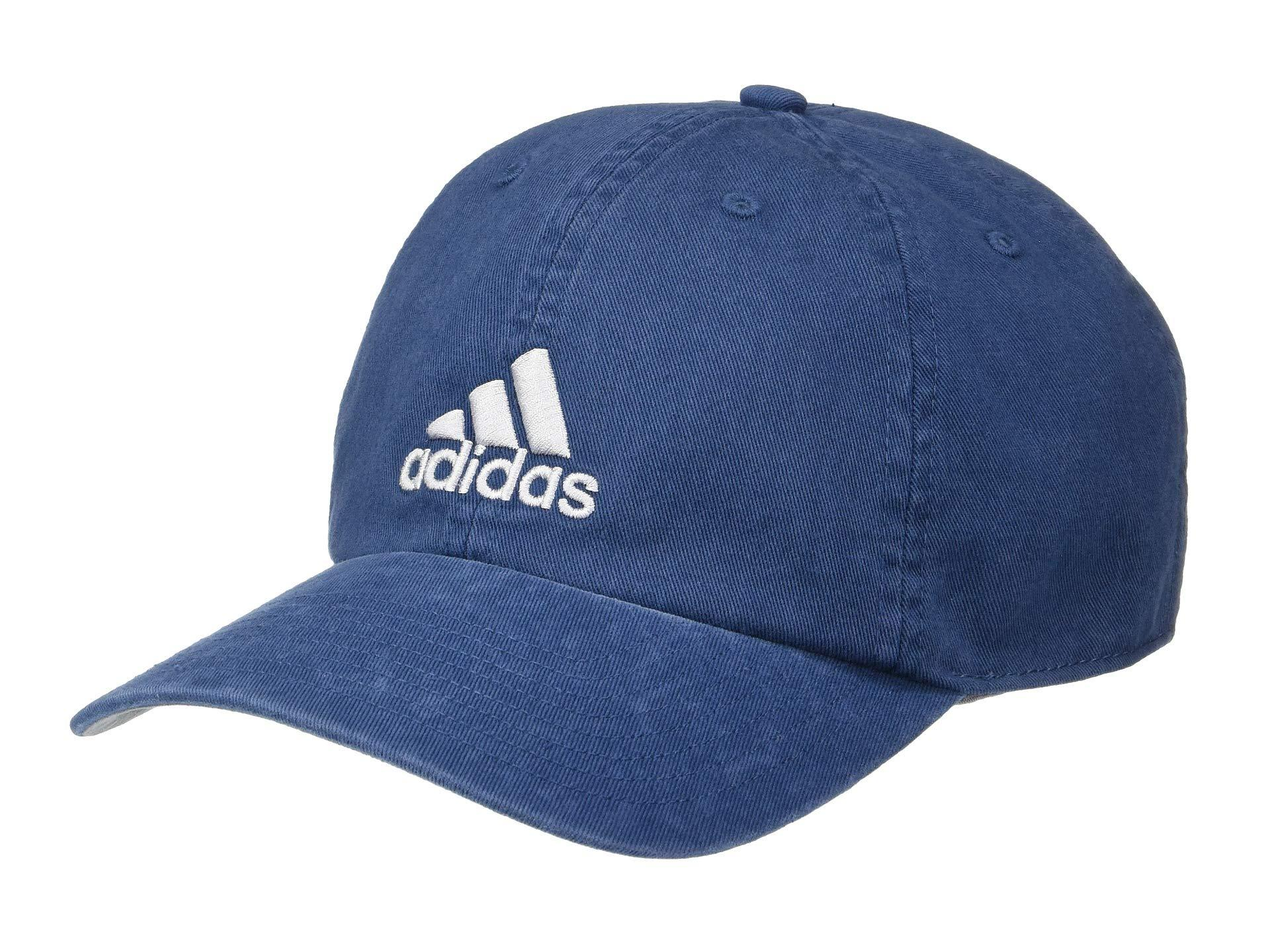 c91717ef Lyst - adidas Ultimate Cap (lake Blue/clear Grey) Caps in Blue for Men