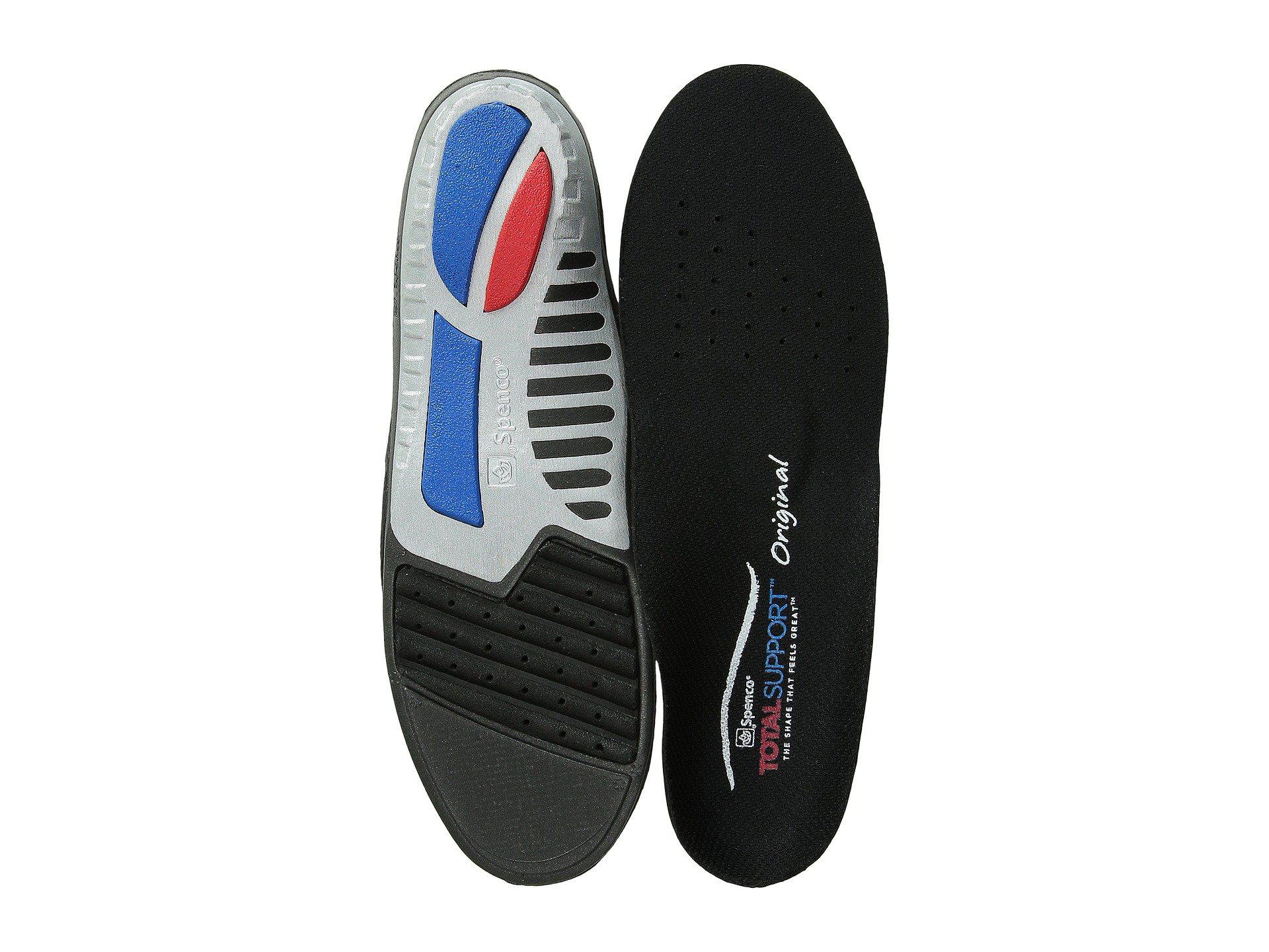 a3d98c2a10 Spenco. Women's Total Support Original - 1 Pair (insoles) Insoles  Accessories Shoes