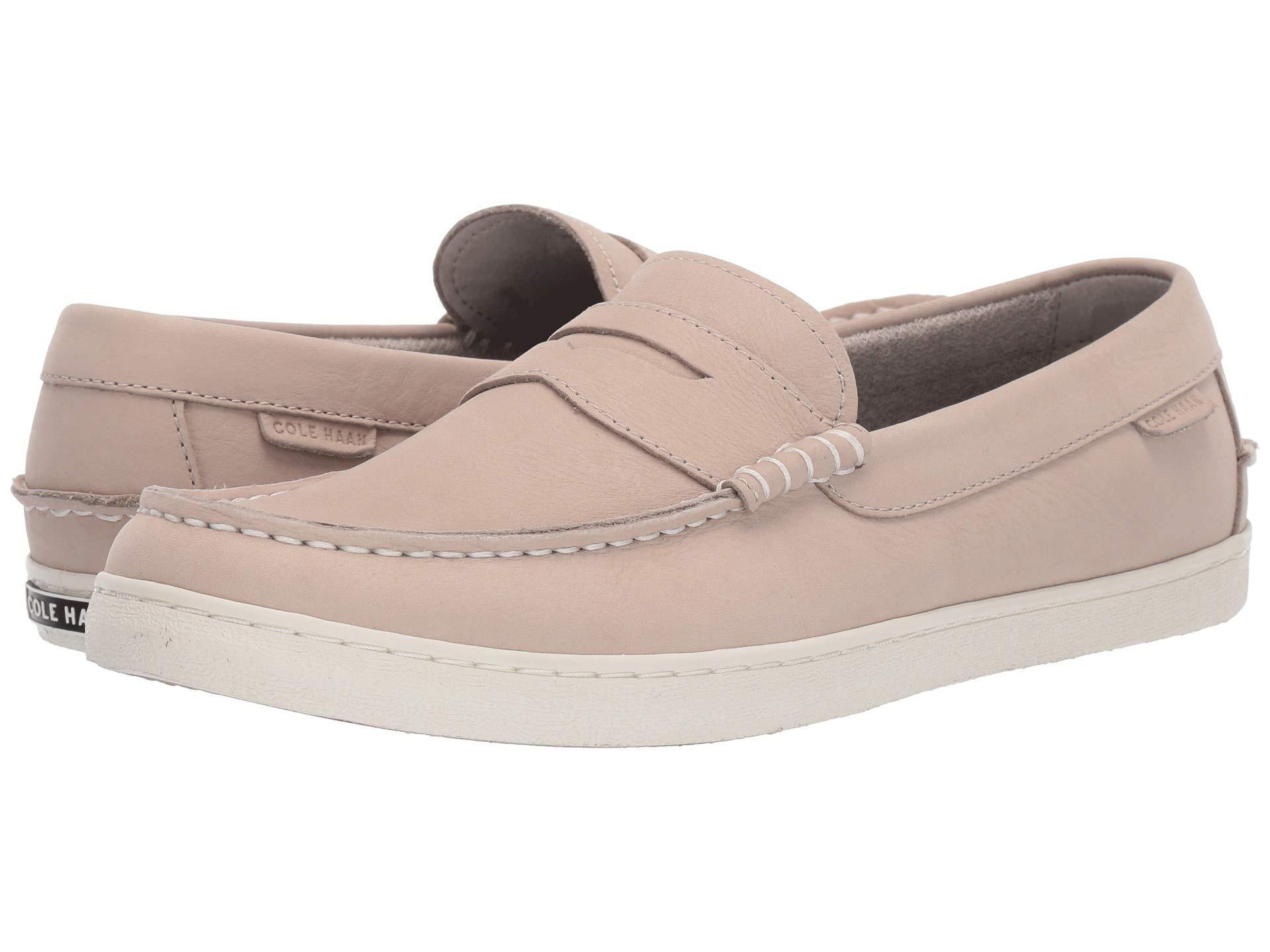 0278bbfec4c Lyst - Cole Haan Pinch Weekender Loafer (pink Dogwood Nubuck) Men s ...