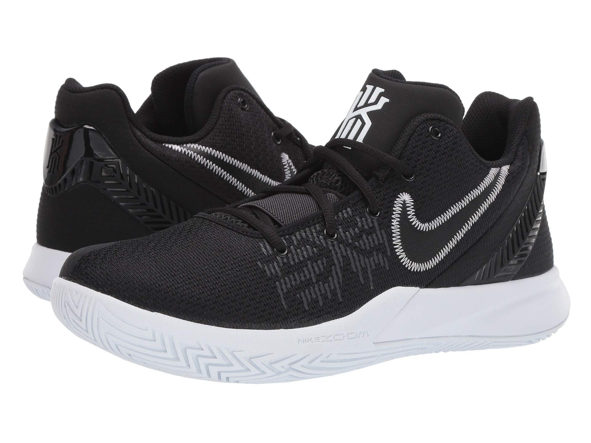 9ea2081e7514 Nike Kyrie Flytrap Ii (wolf Grey black dark Grey white) Men s ...