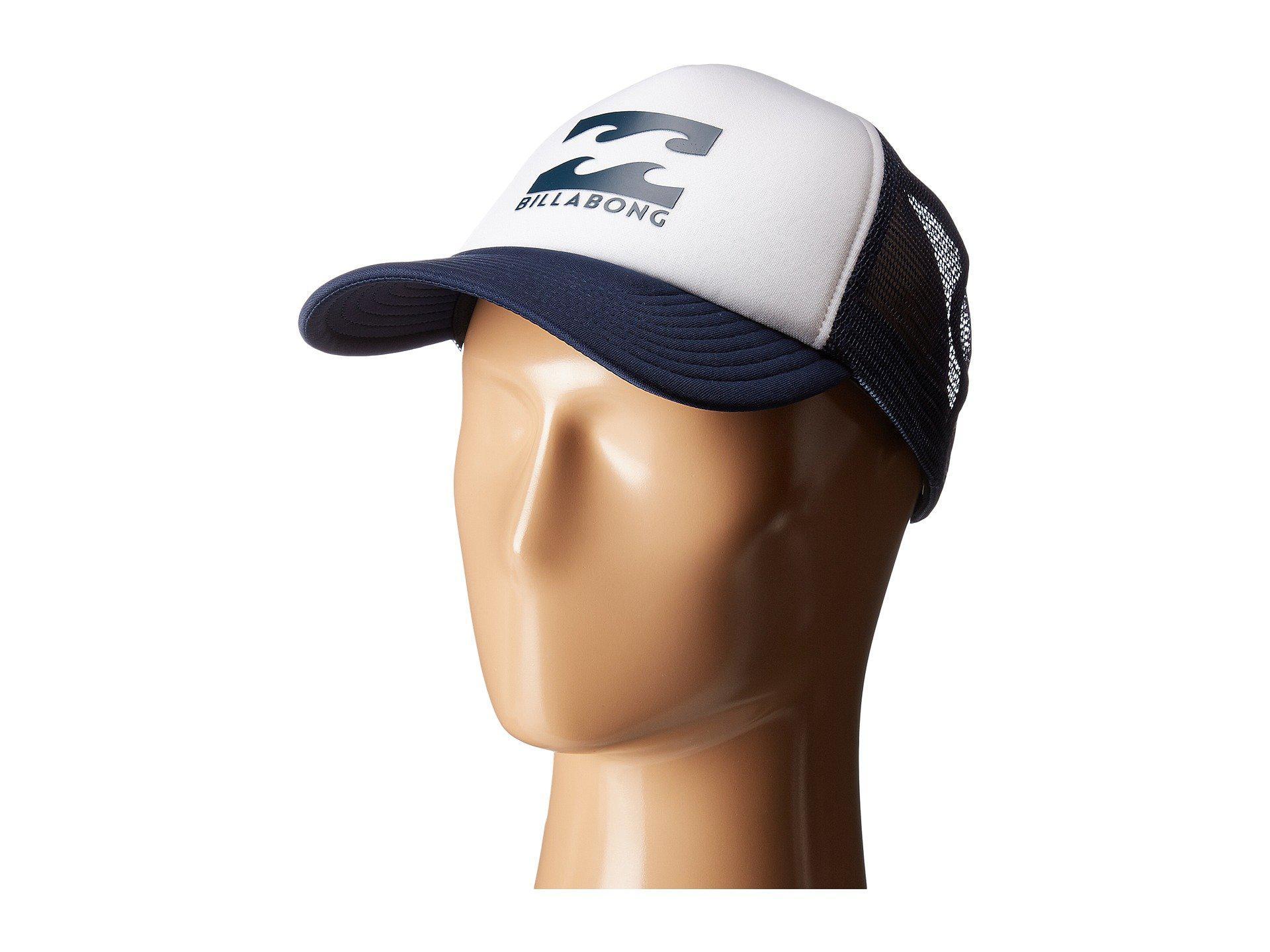 658f45ae7 Men's Blue Podium Trucker Hat (white/navy) Caps