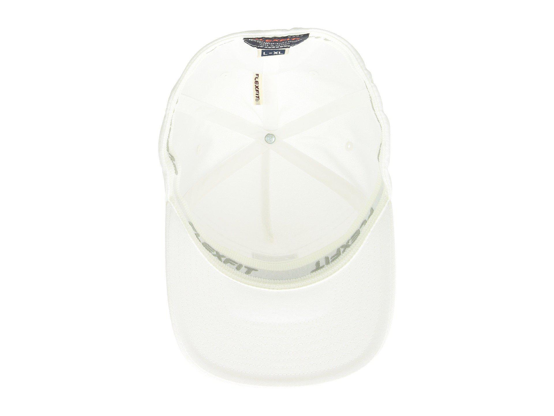 Lyst - Travis Mathew Edmiston (black) Baseball Caps in White for Men 6449c81d7442