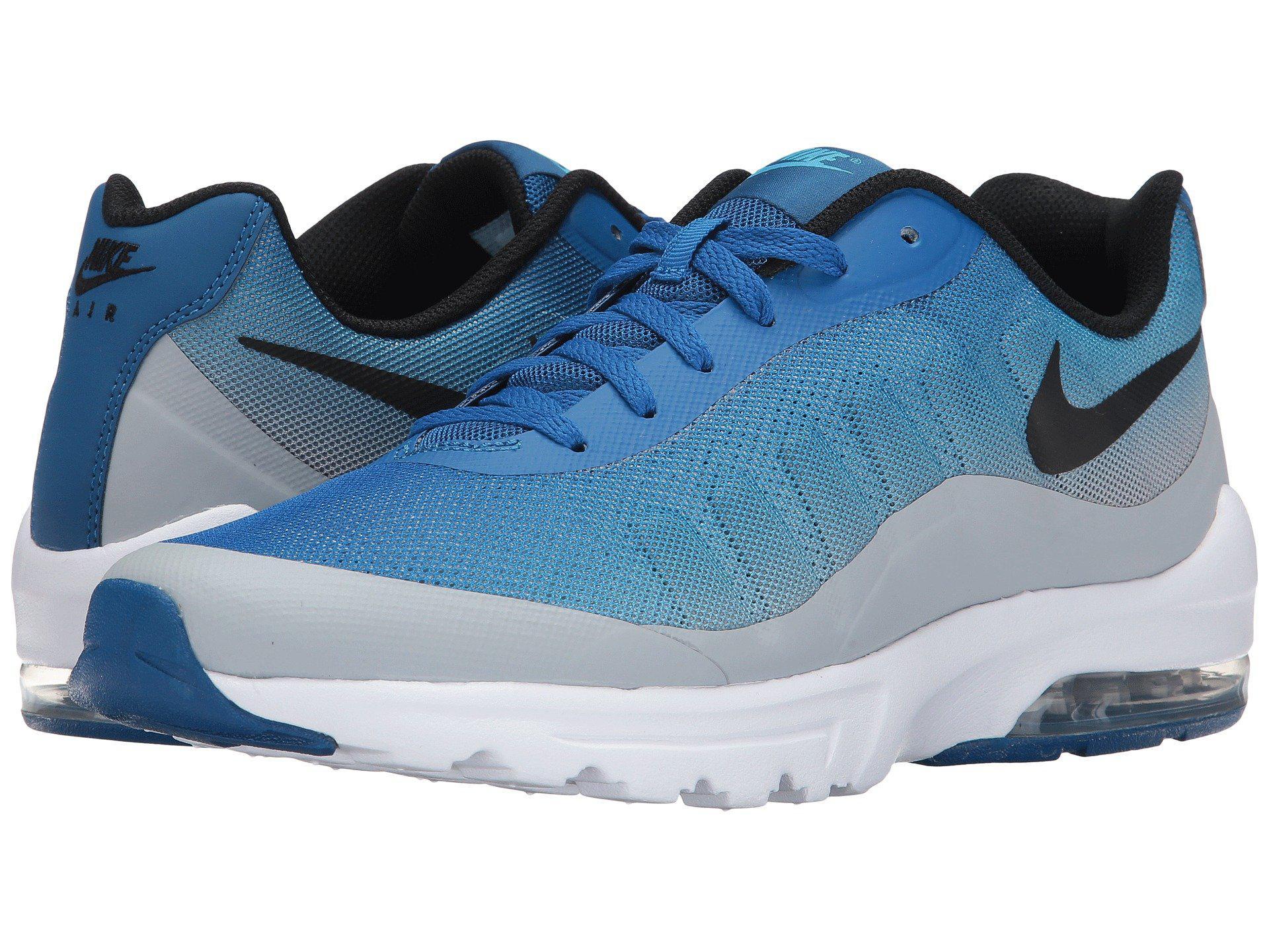 Nike. Men's Blue Air Max Invigor