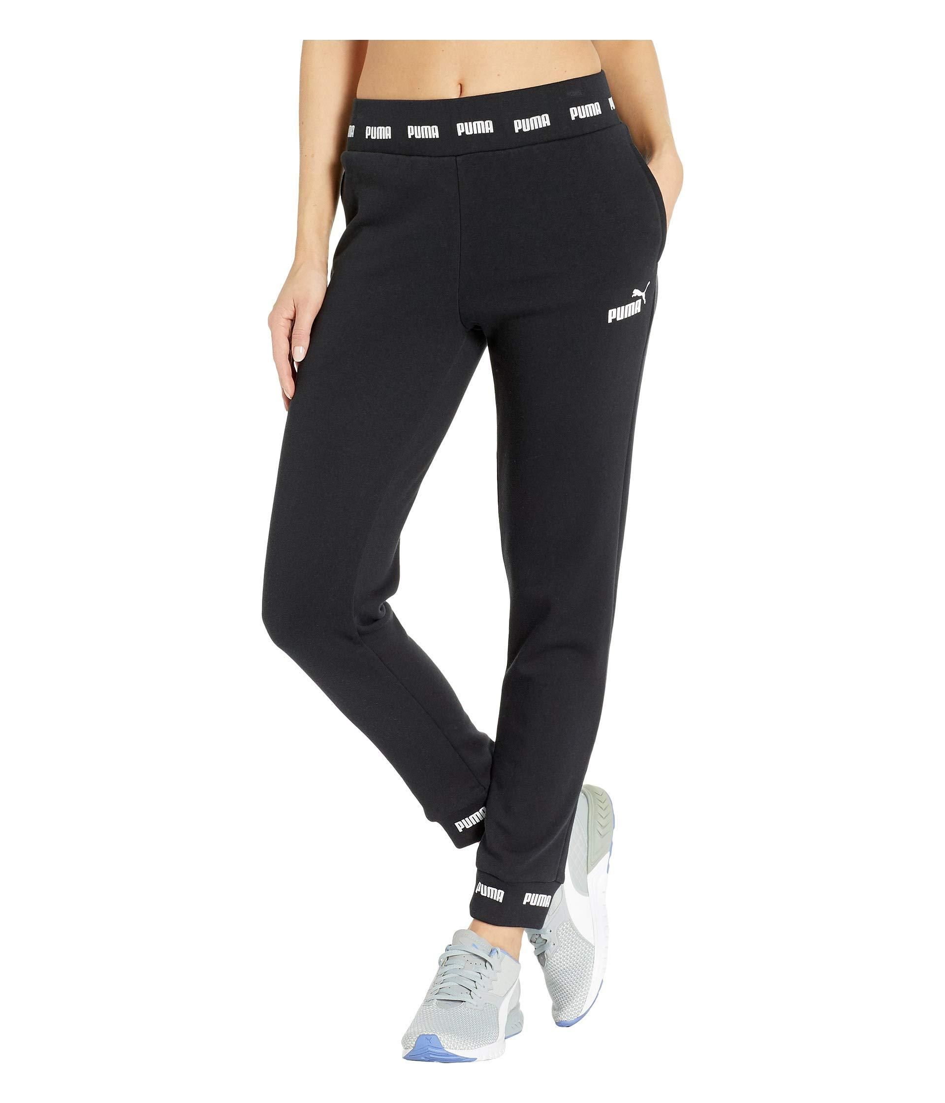 cf95d0fe79f60 Women's Amplified Sweatpants (cotton Black) Clothing