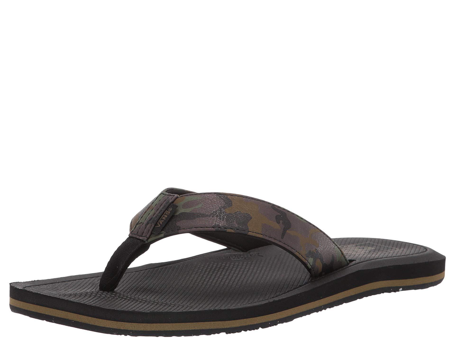 bd25cc09a89b Vans - Nexpa Synthetic (black black pewter) Men s Sandals for Men -. View  fullscreen