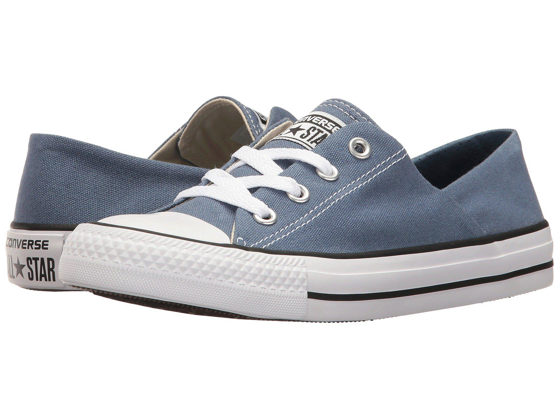 Lyst - Converse Chuck Taylor® All Star® Coral Ox in Blue 55fa235aa