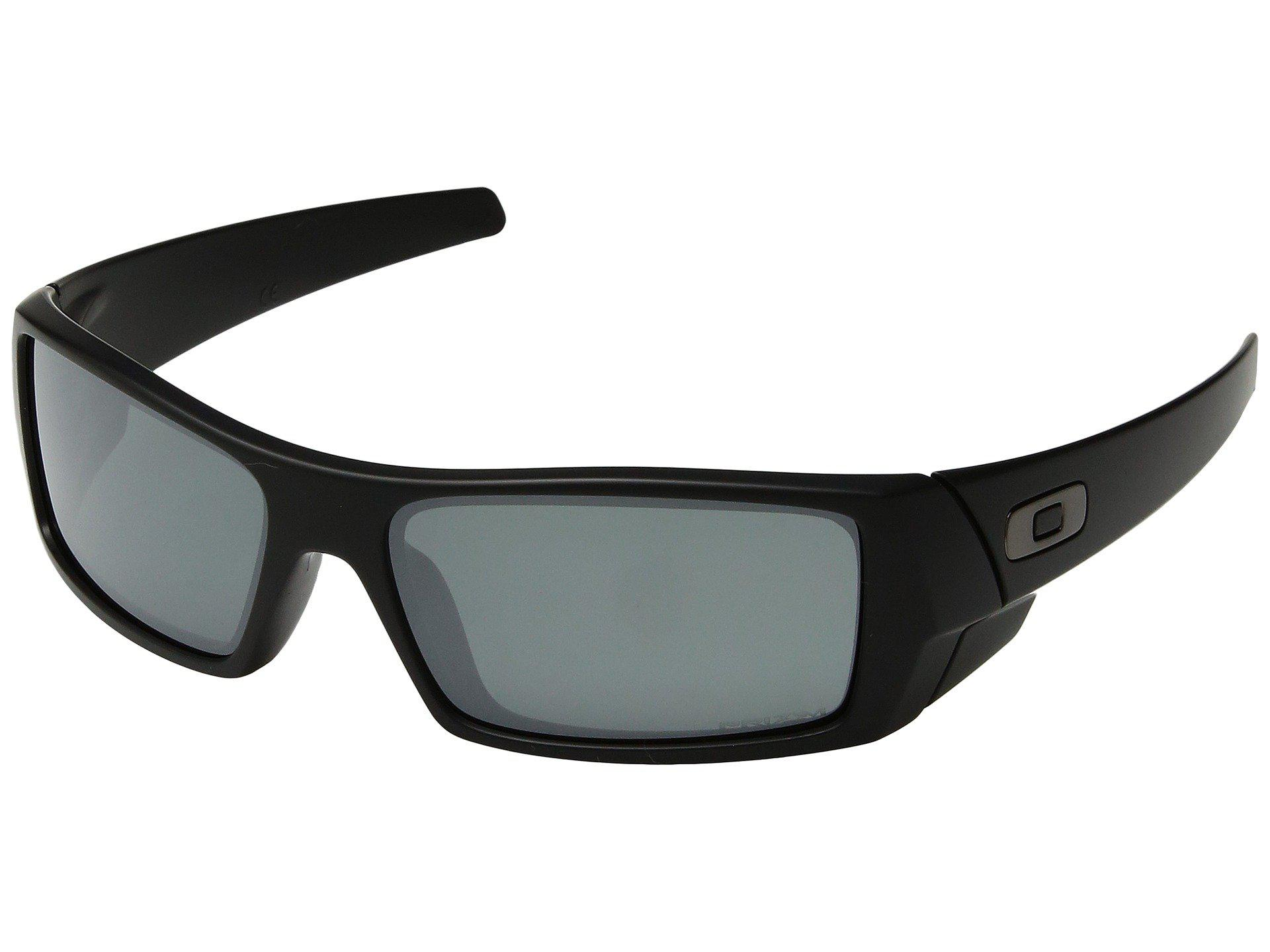 a1631113c6 Lyst - Oakley Gascan (polished Black W  Prizm Ruby) Sport Sunglasses ...