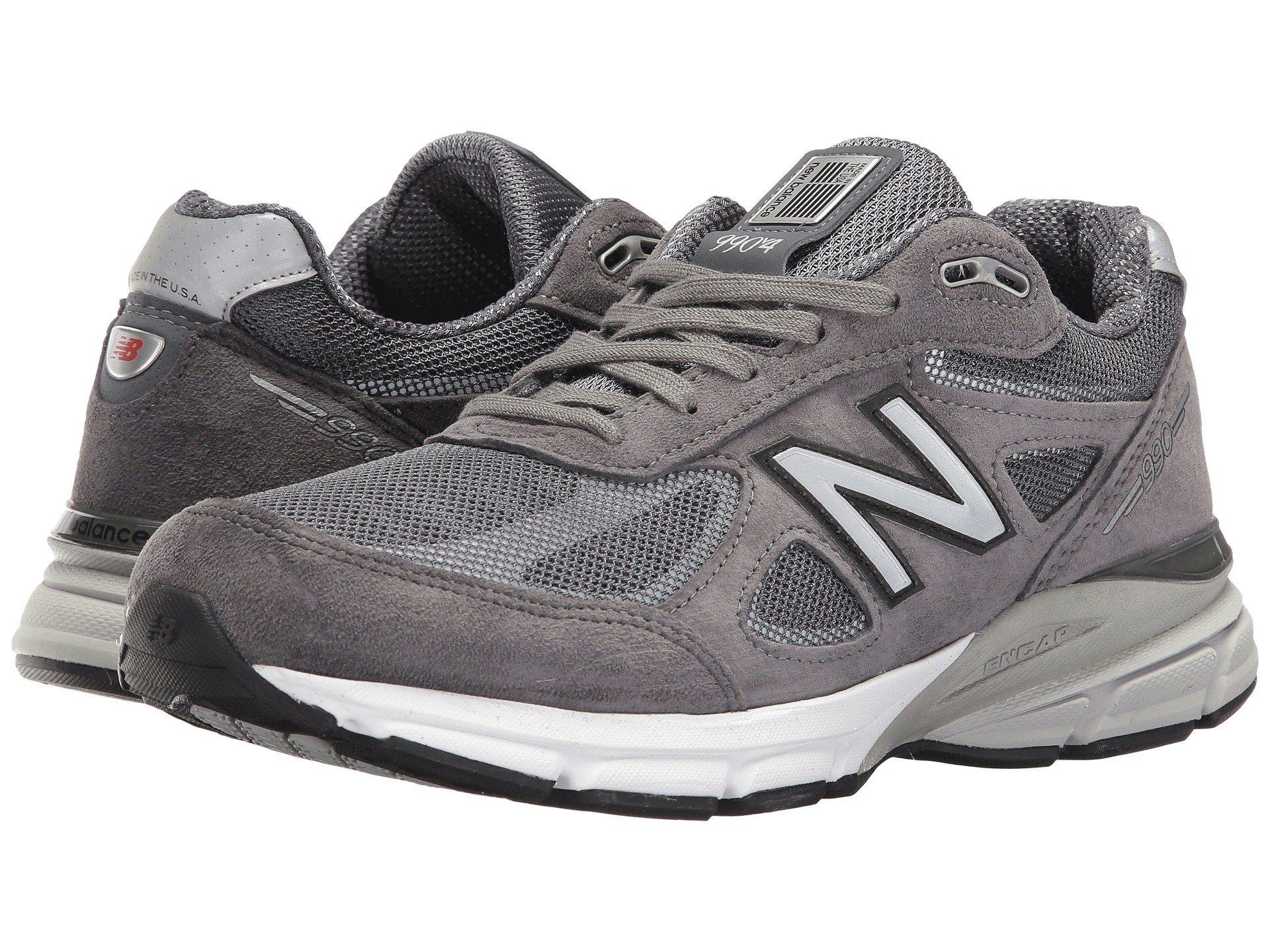dark grey new balance 990