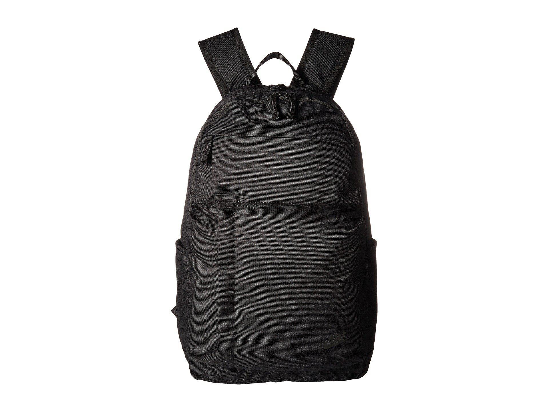 Lyst - Nike Elemental Backpack - Lbr in Black for Men 4a9abb83fbcda