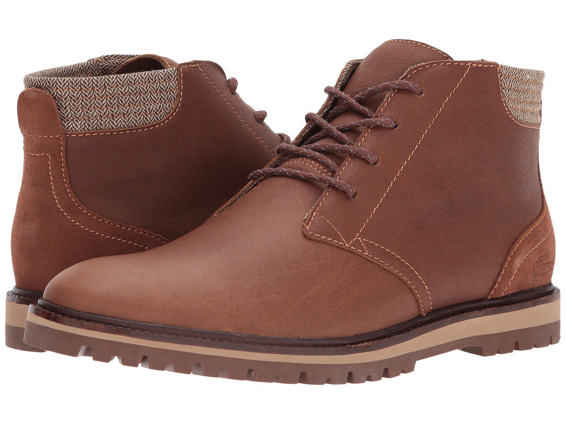 Men's Brown Montbard Chukka 417 1 Cam