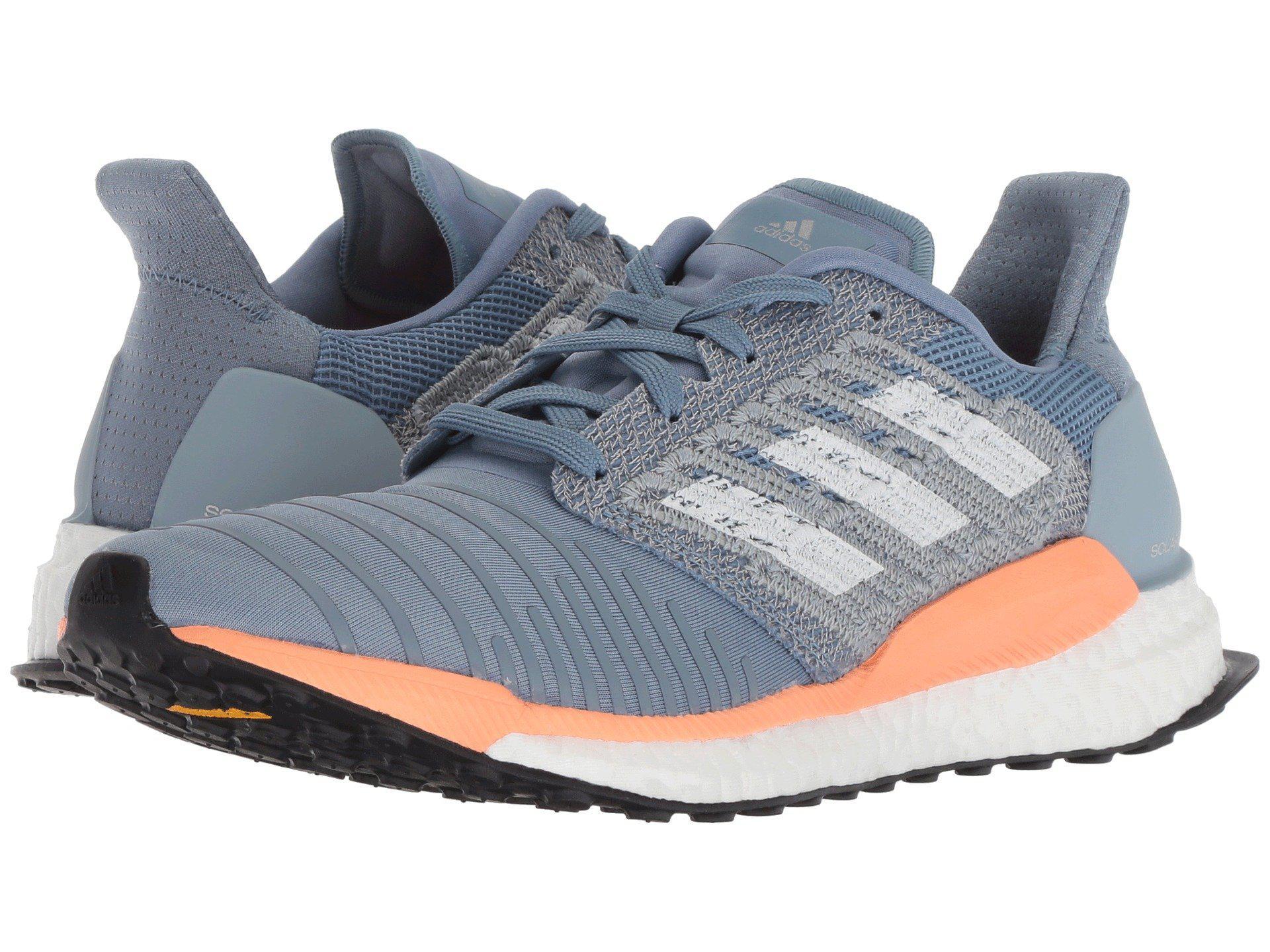 4a4e9aedfd975a adidas Originals. Solar Boost (core Black grey Four F17 ftwr White) Women s  Running Shoes